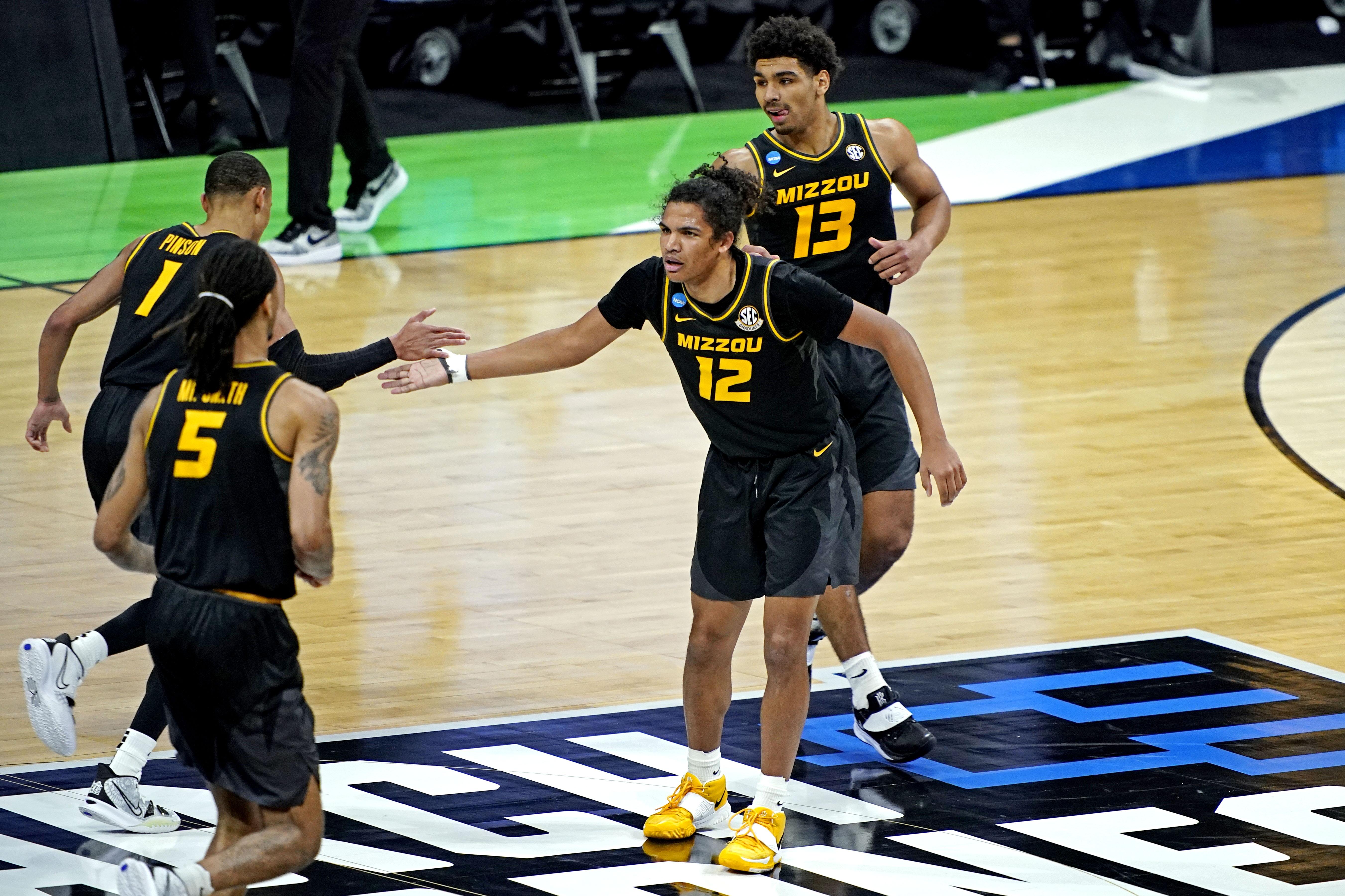 NCAA Basketball: NCAA Tournament-Missouri at Oklahoma