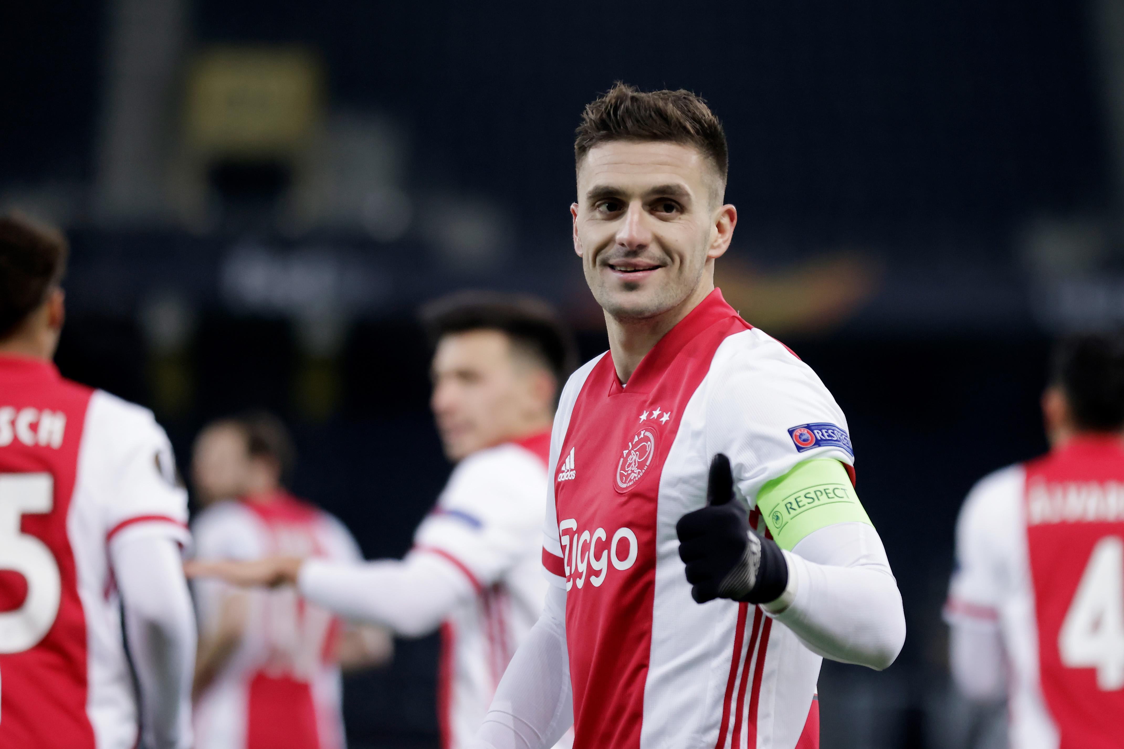 BSC Young Boys v Ajax - UEFA Europa League