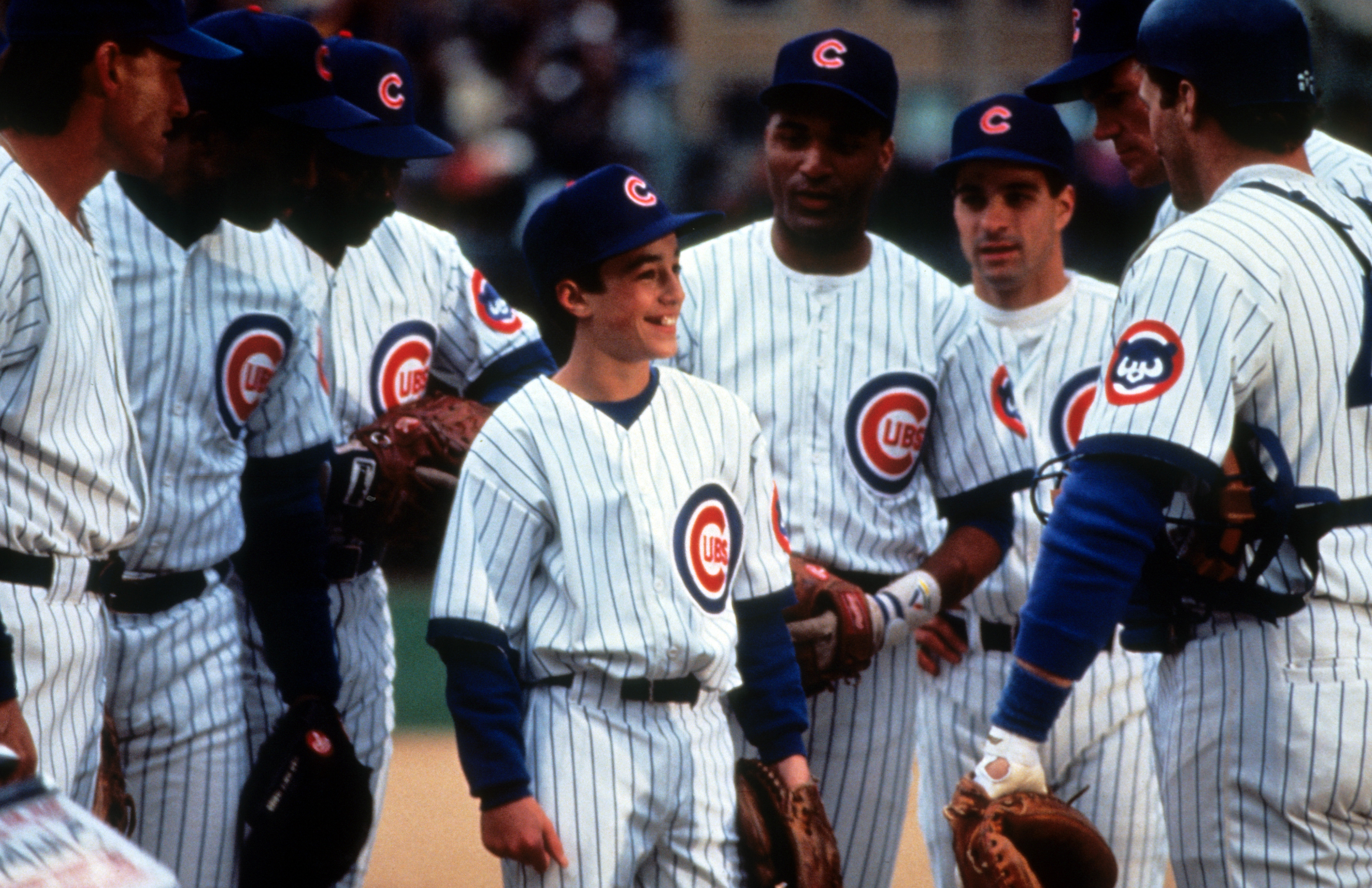 Thomas Ian Nicholas In 'Rookie Of The Year'