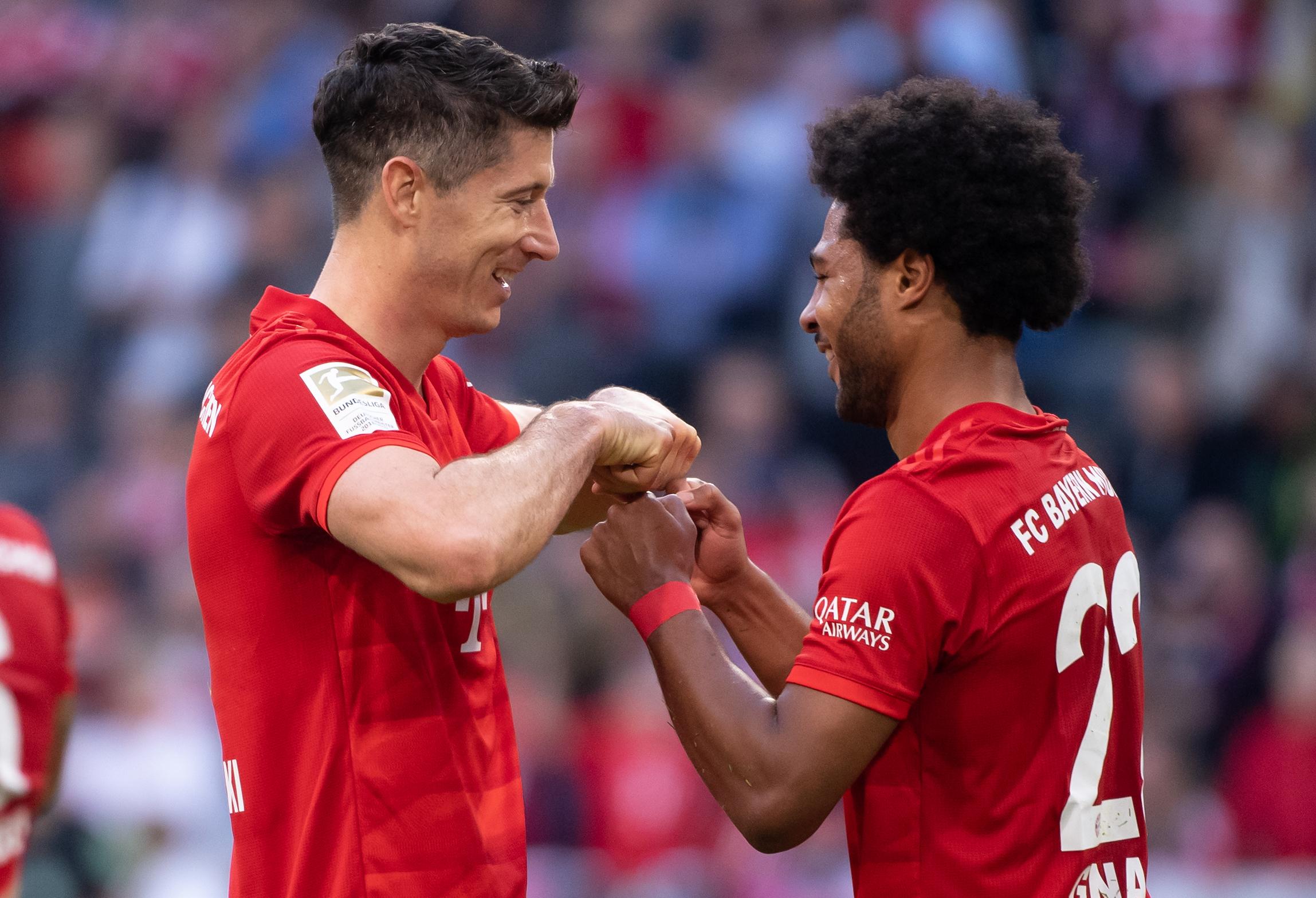 Bayern Munich - 1st FC Union Berlin