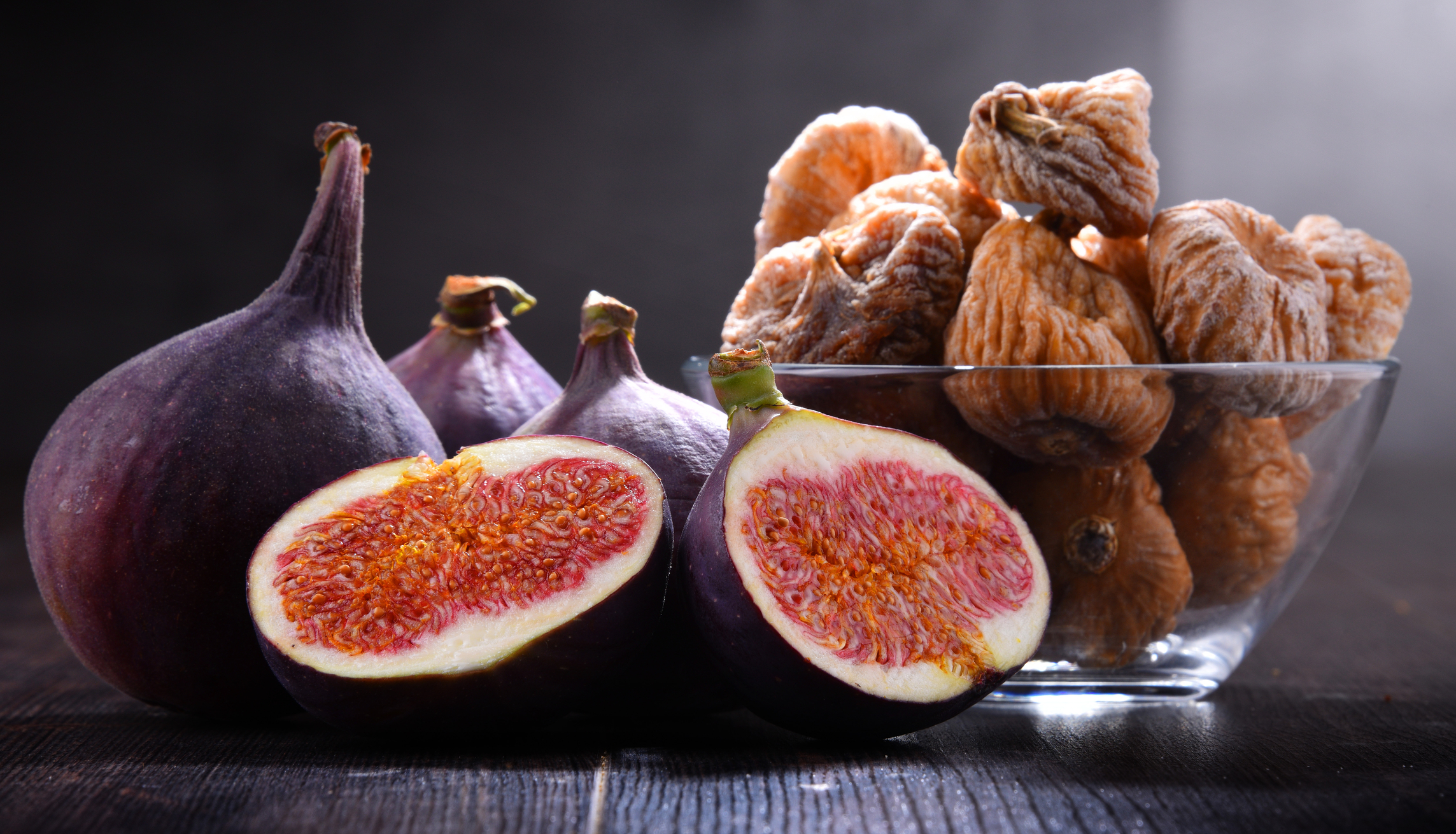 Fresh figs are quite perishable, so plan on eating them shortly after you buy them..