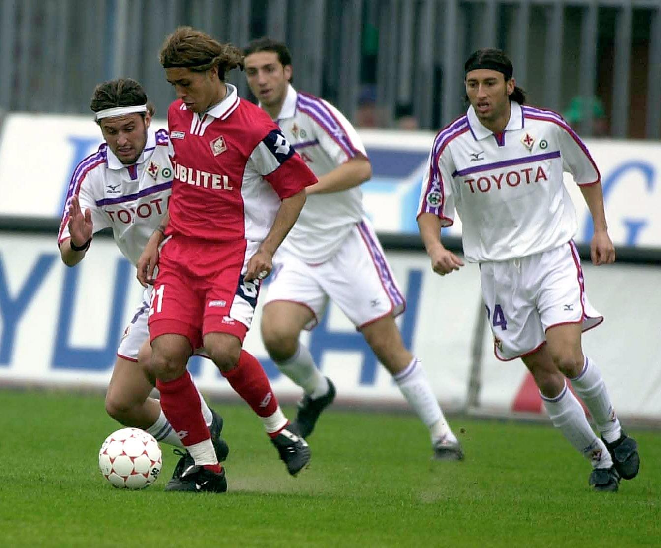 Piacenza v FiorentinaX