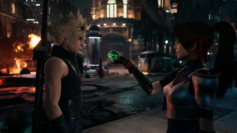 Final Fantasy 7 Remake Materia orbs guide