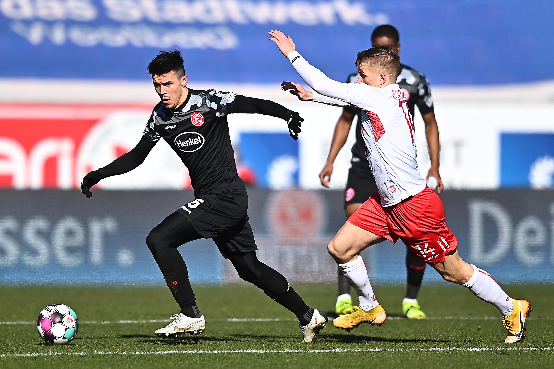 SSV Jahn Regensburg v Fortuna Düsseldorf - Second Bundesliga