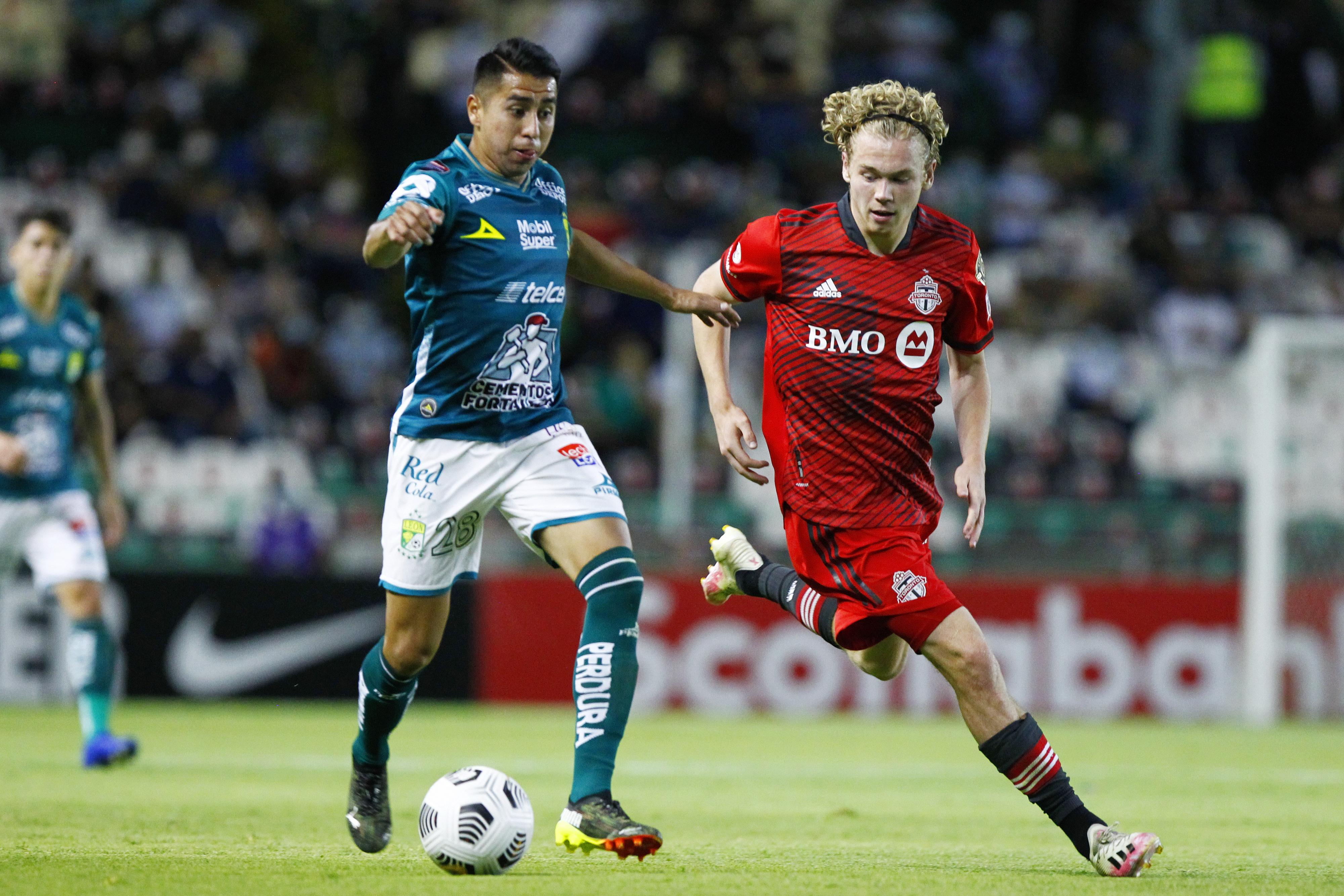 Leon v Toronto - Concacaf Champions League 2021