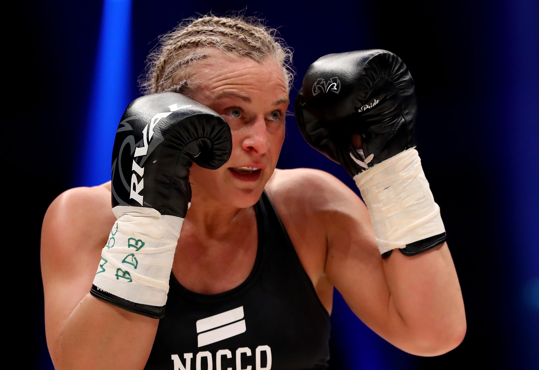 RTL Boxing Fight Night - Christina Hammer v Maria Lindberg WBC Middleweight World Championship