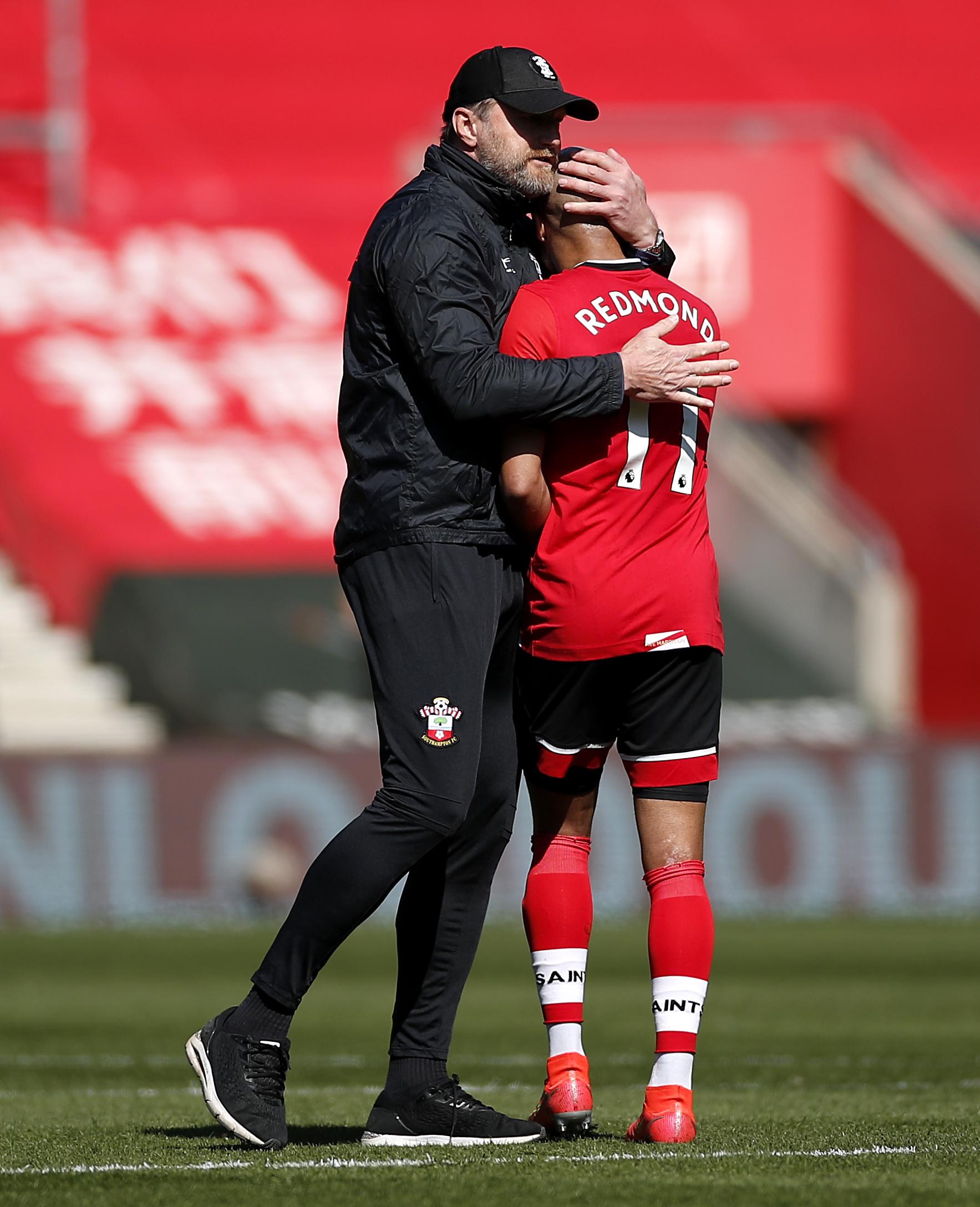 Ralph Hasenhuttl, Southampton, contract, Saints, future