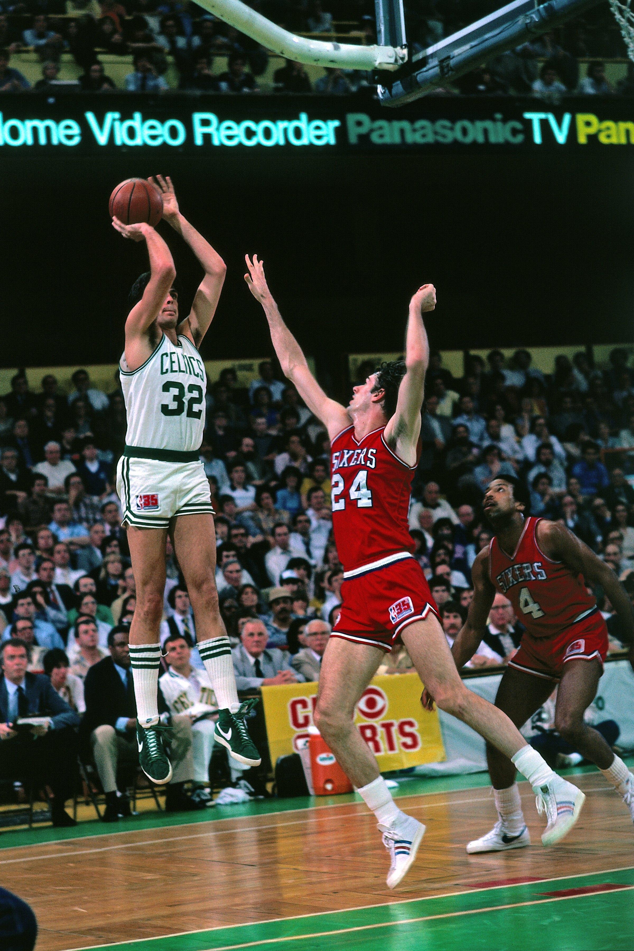 1981 Eastern Conference Finals Game 5: Philadelphia 76ers vs. Boston Celtics