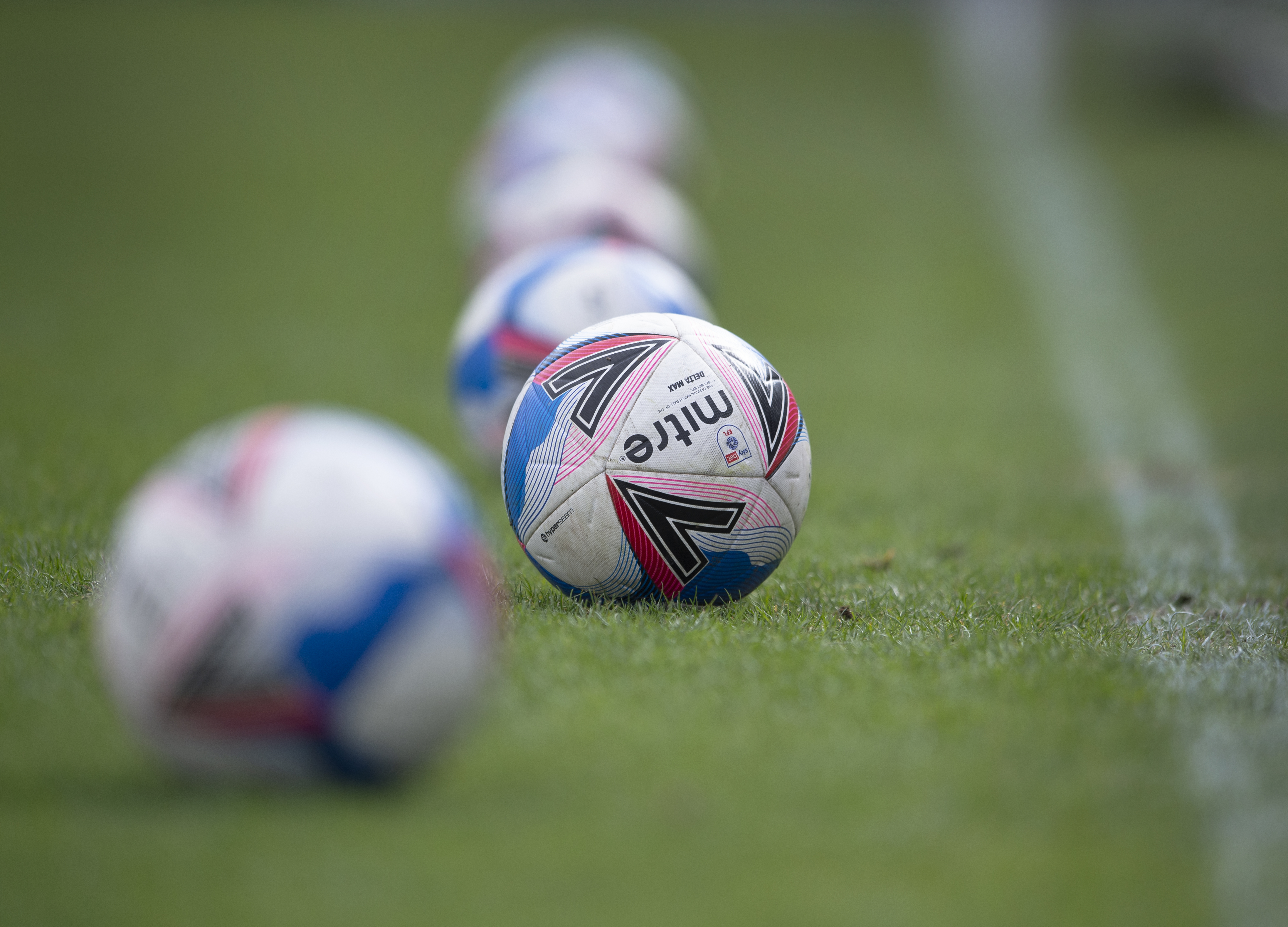 Morecambe v Cheltenham Town - Sky Bet League Two
