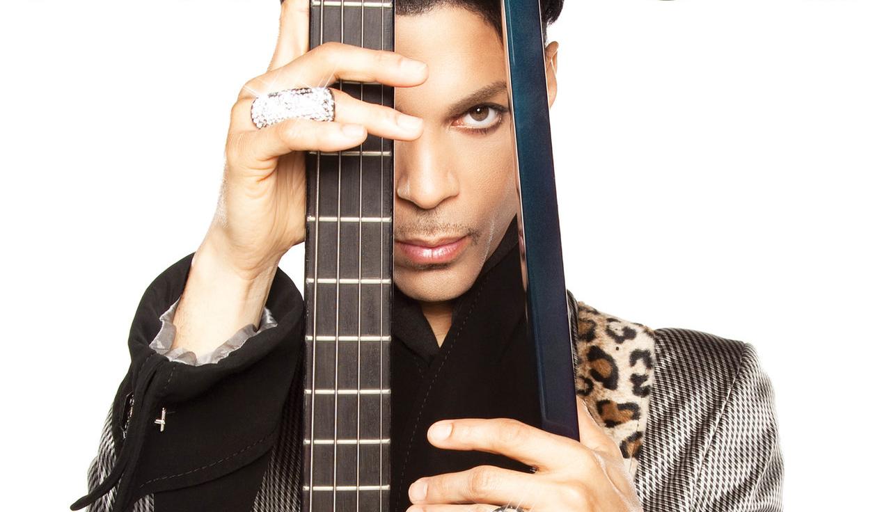 "Prince's ""Welcome 2 America"" artwork"