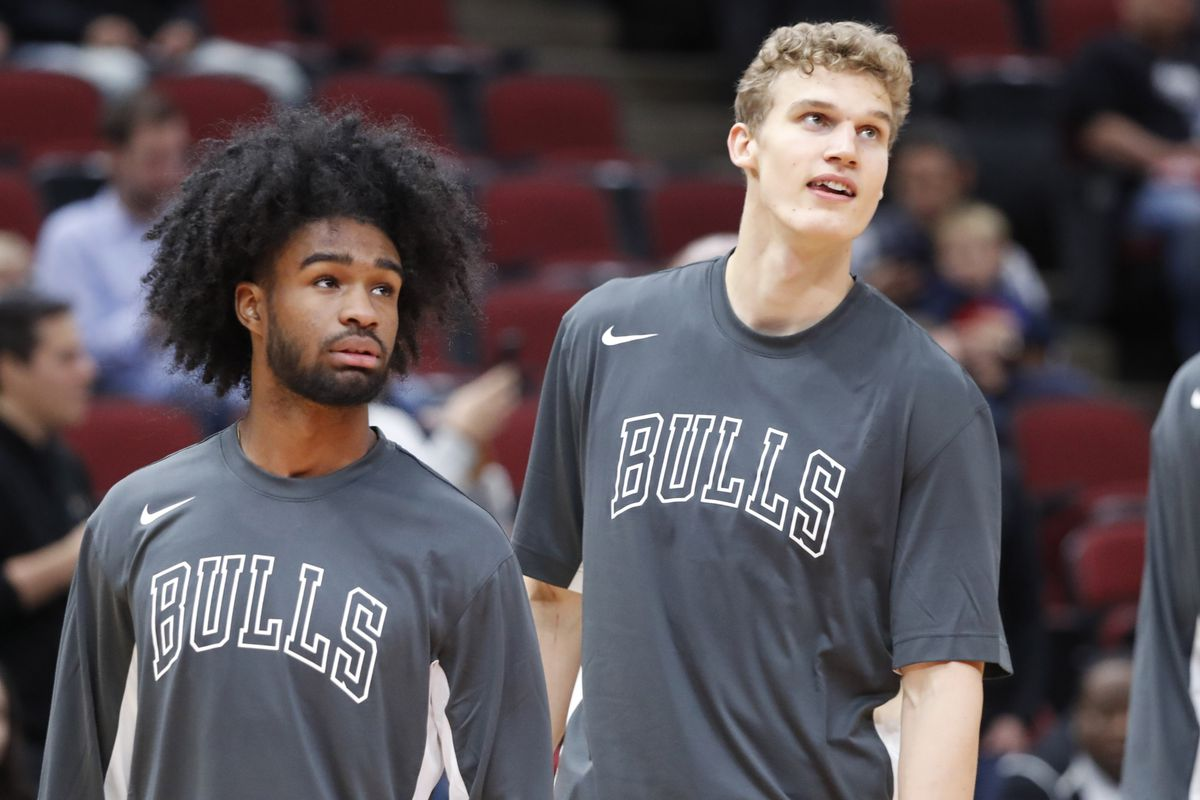 The Bulls' Coby White and Lauri Markkanen will have to adjust to new expectations.