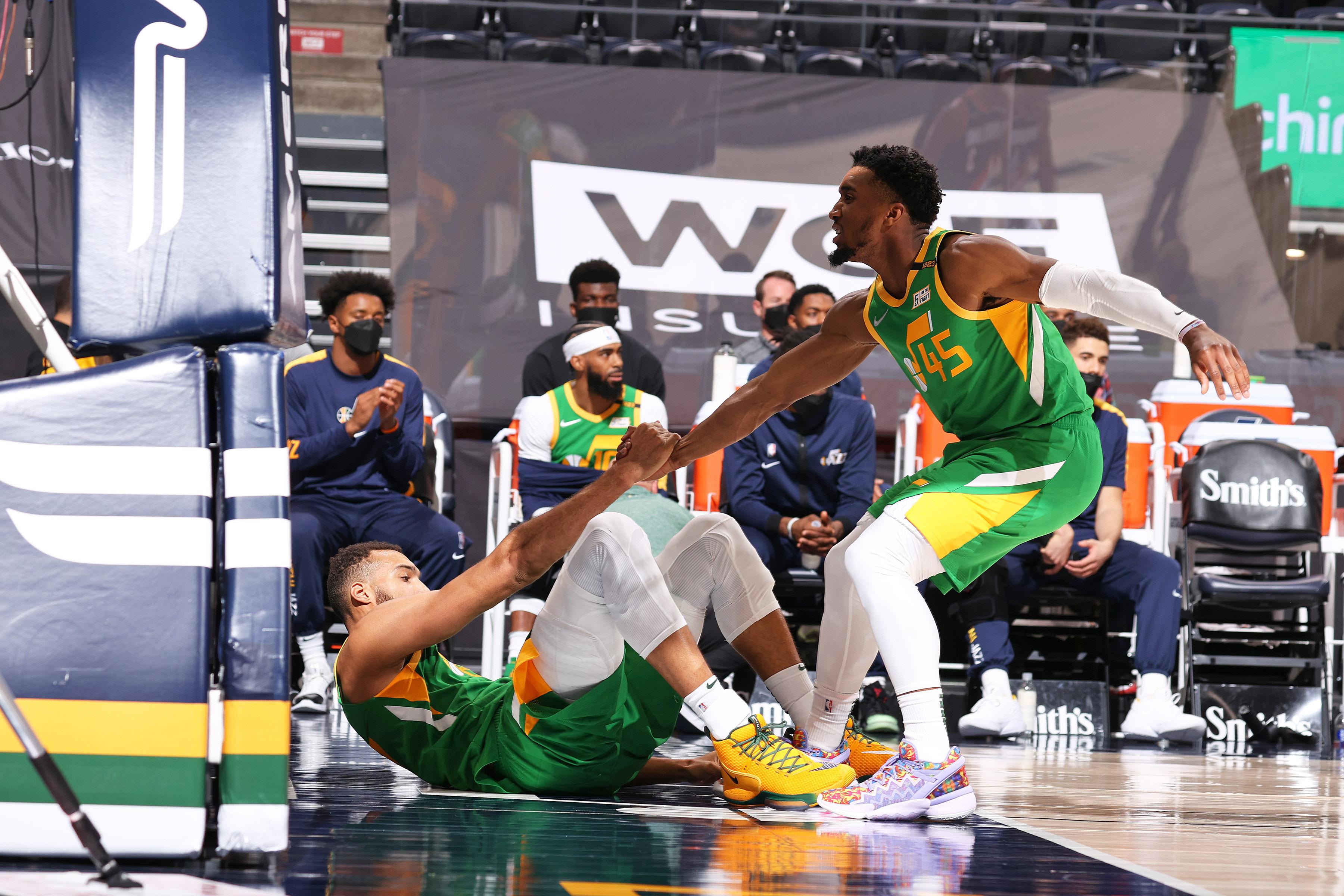 Portland Trail Blazers vs. Utah Jazz