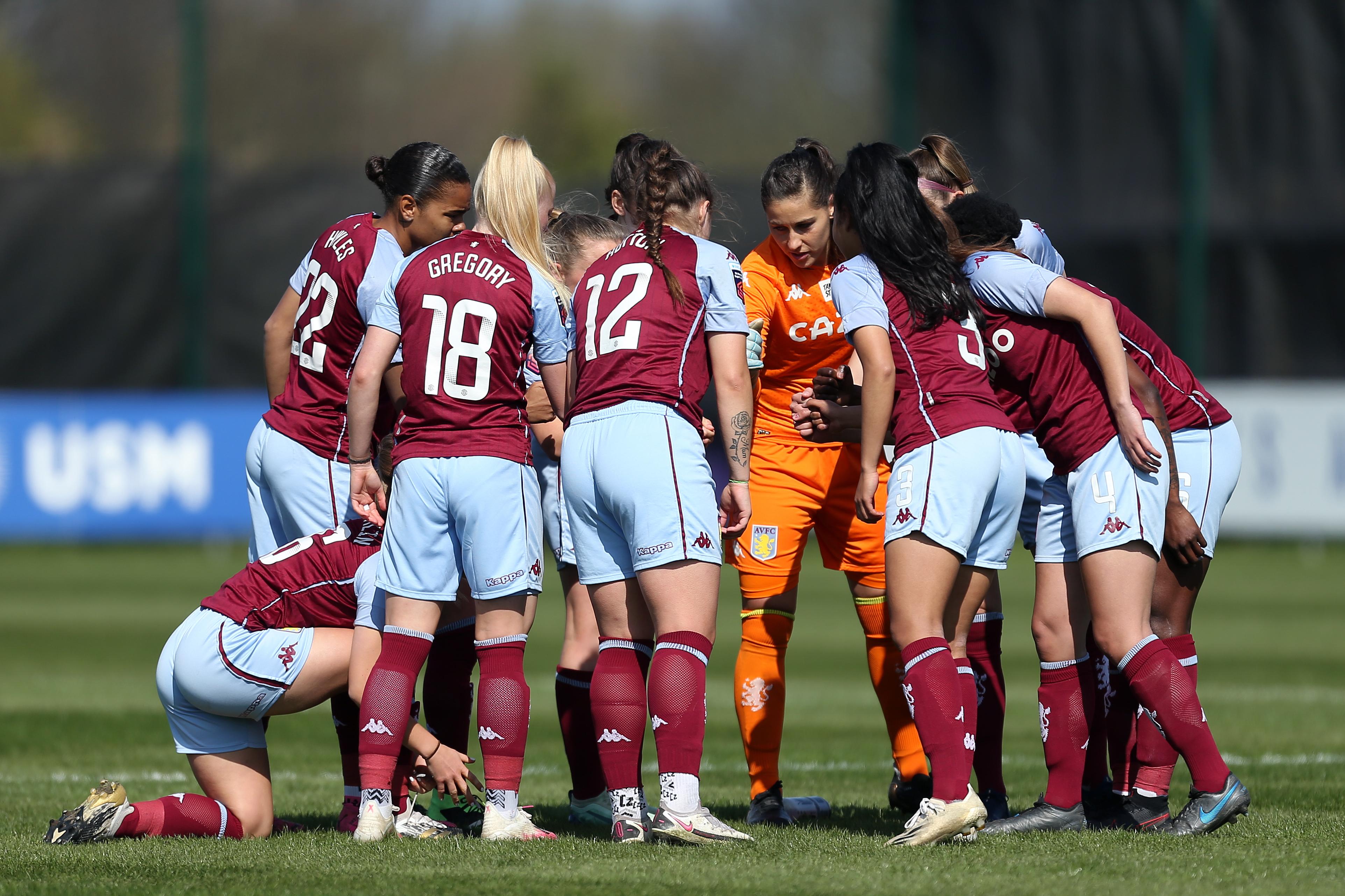 Everton Women v Aston Villa Women - Barclays FA Women's Super League