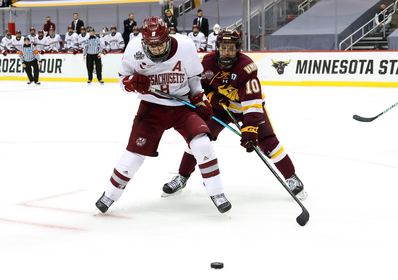 2021 NCAA Division I Men's Ice Hockey Championship - Semifinals