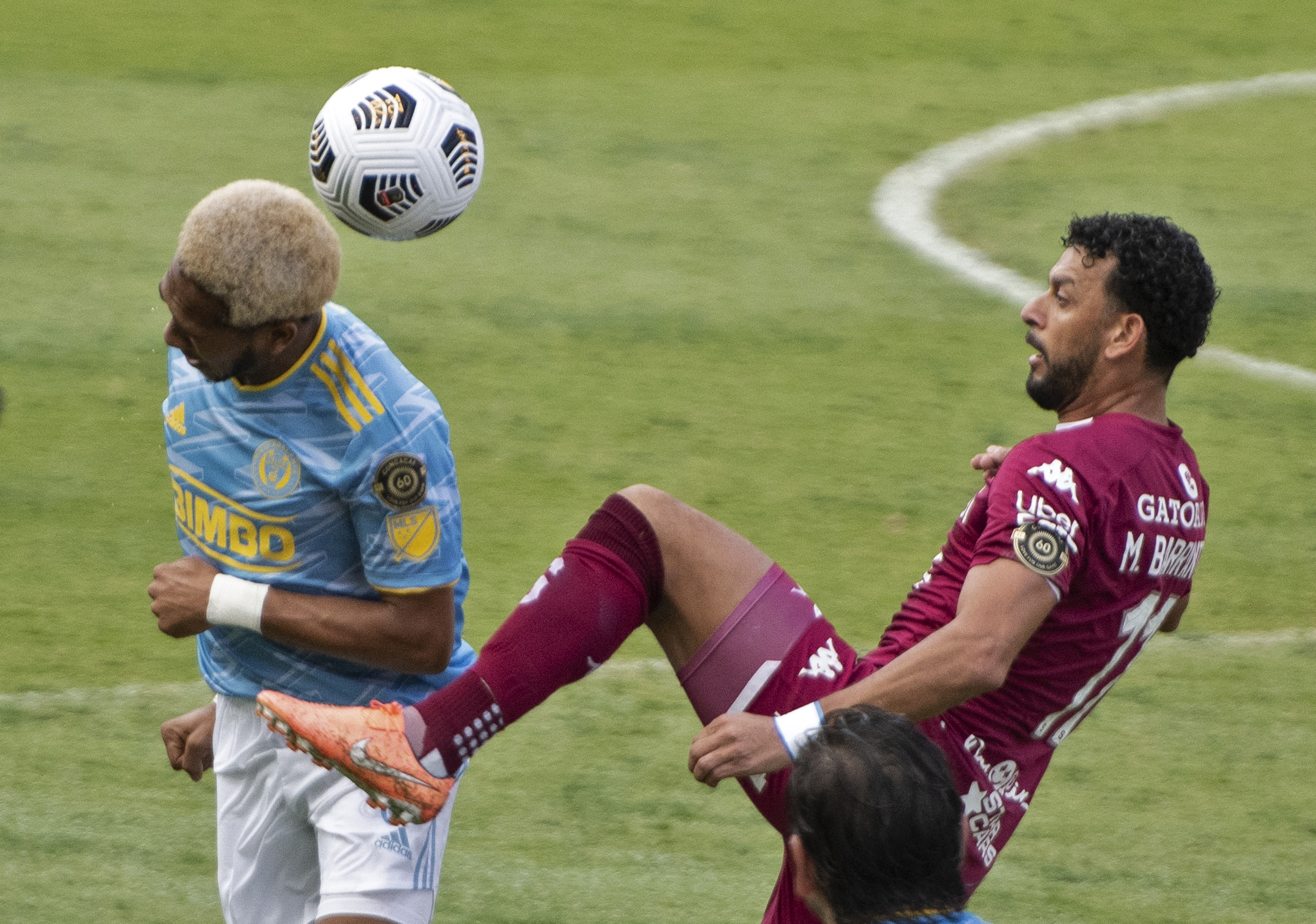 FBL-CONCACAF-SAPRISSA-PHILADELPHIA