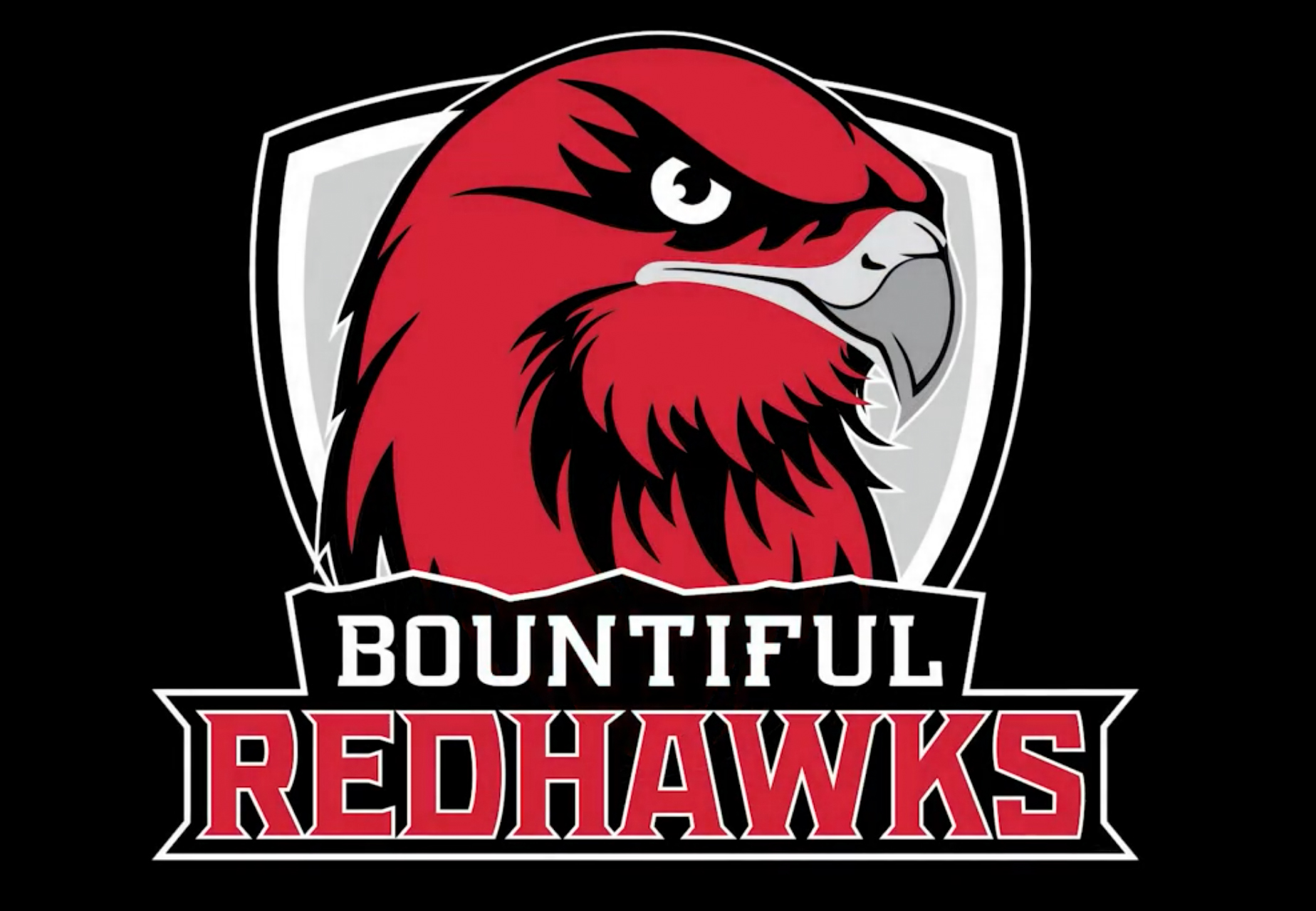 Bountiful High School's new mascot, the Redhawks, was announced Friday, April 9, 2021, and presented along with this possible logo, which is still under development.