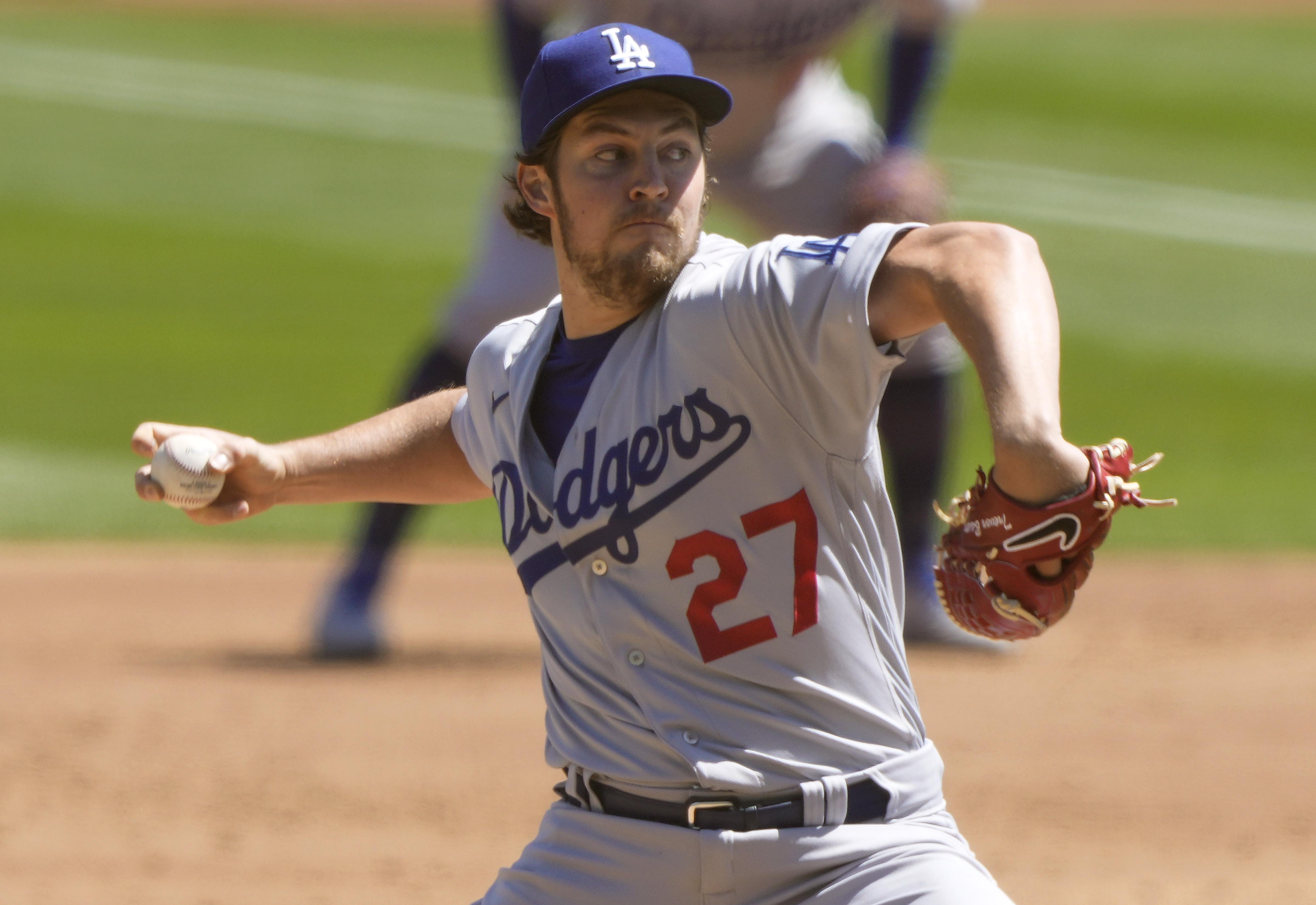 洛杉矶Dodgers V oakland田径