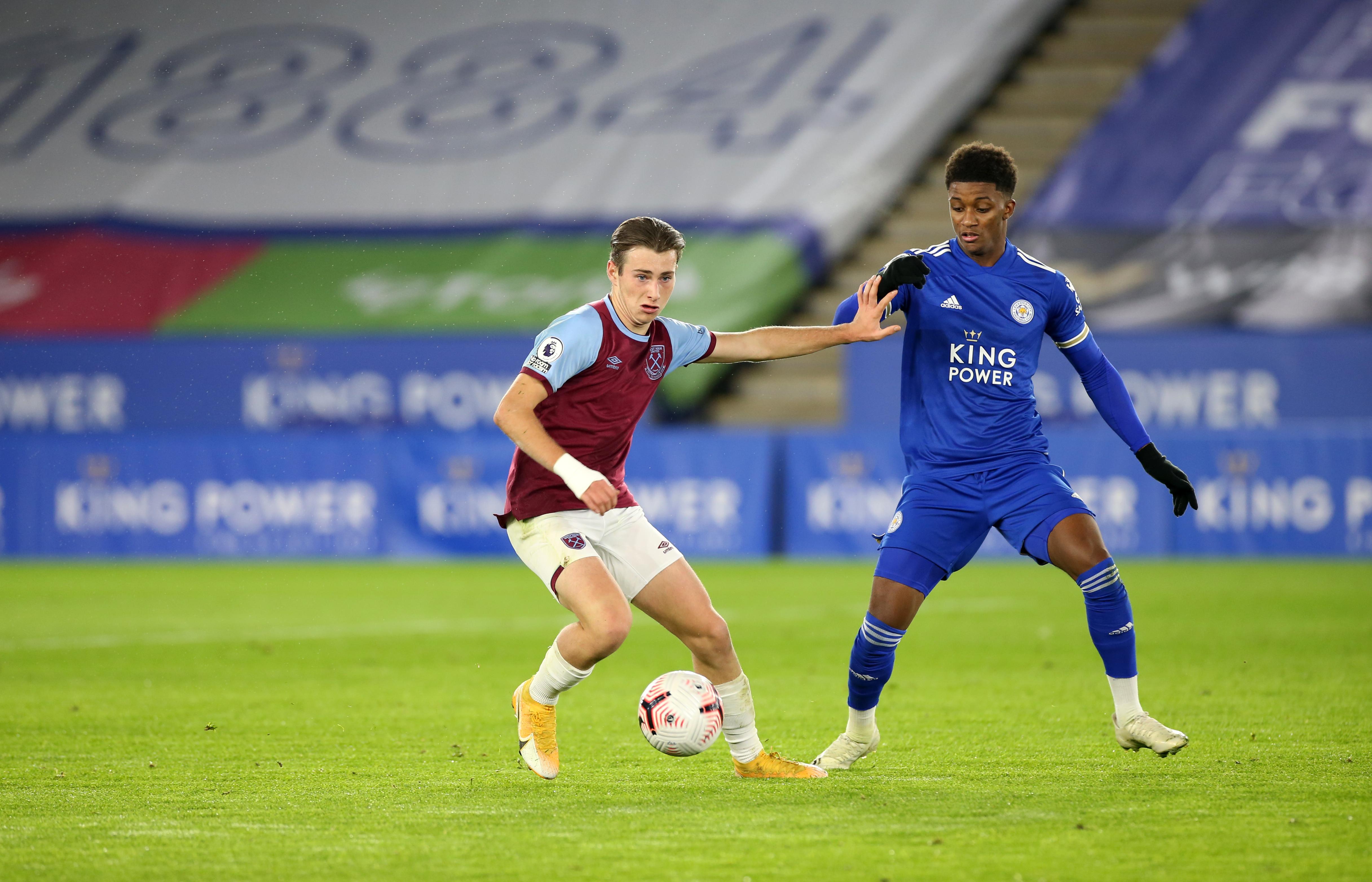 Leicester City v West Ham United: Premier League 2
