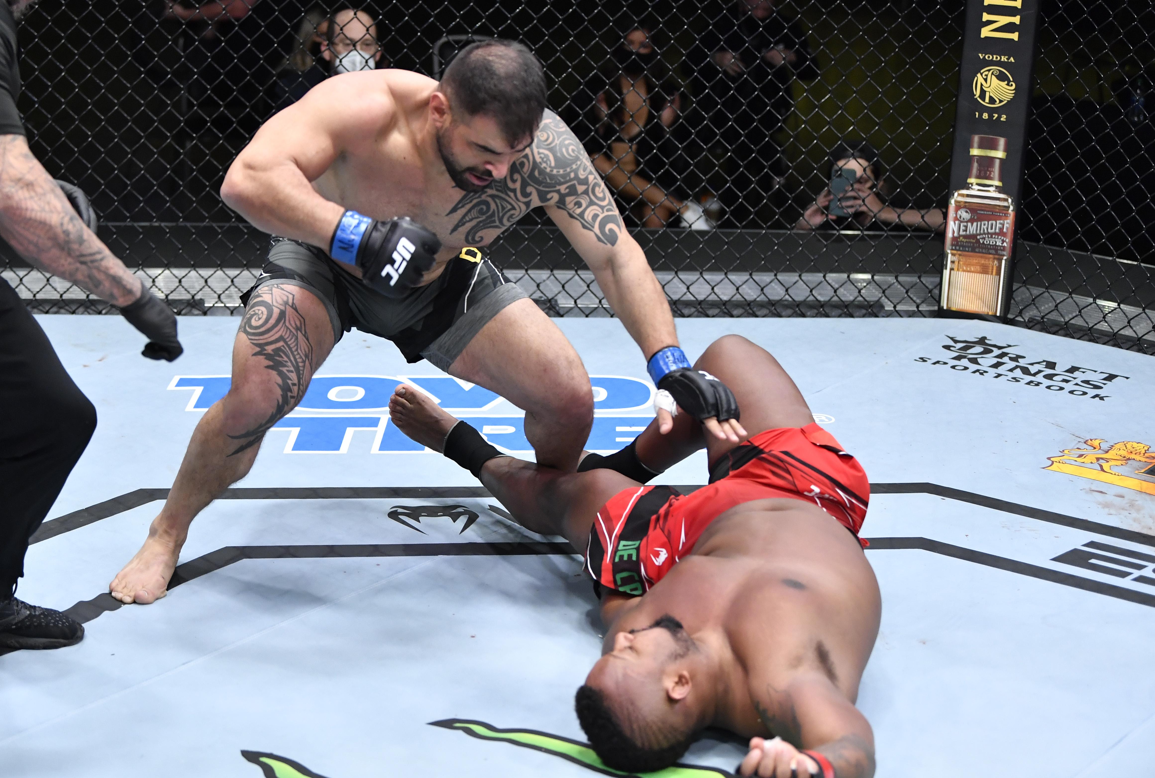 UFC Fight Night: De Castro v Danho