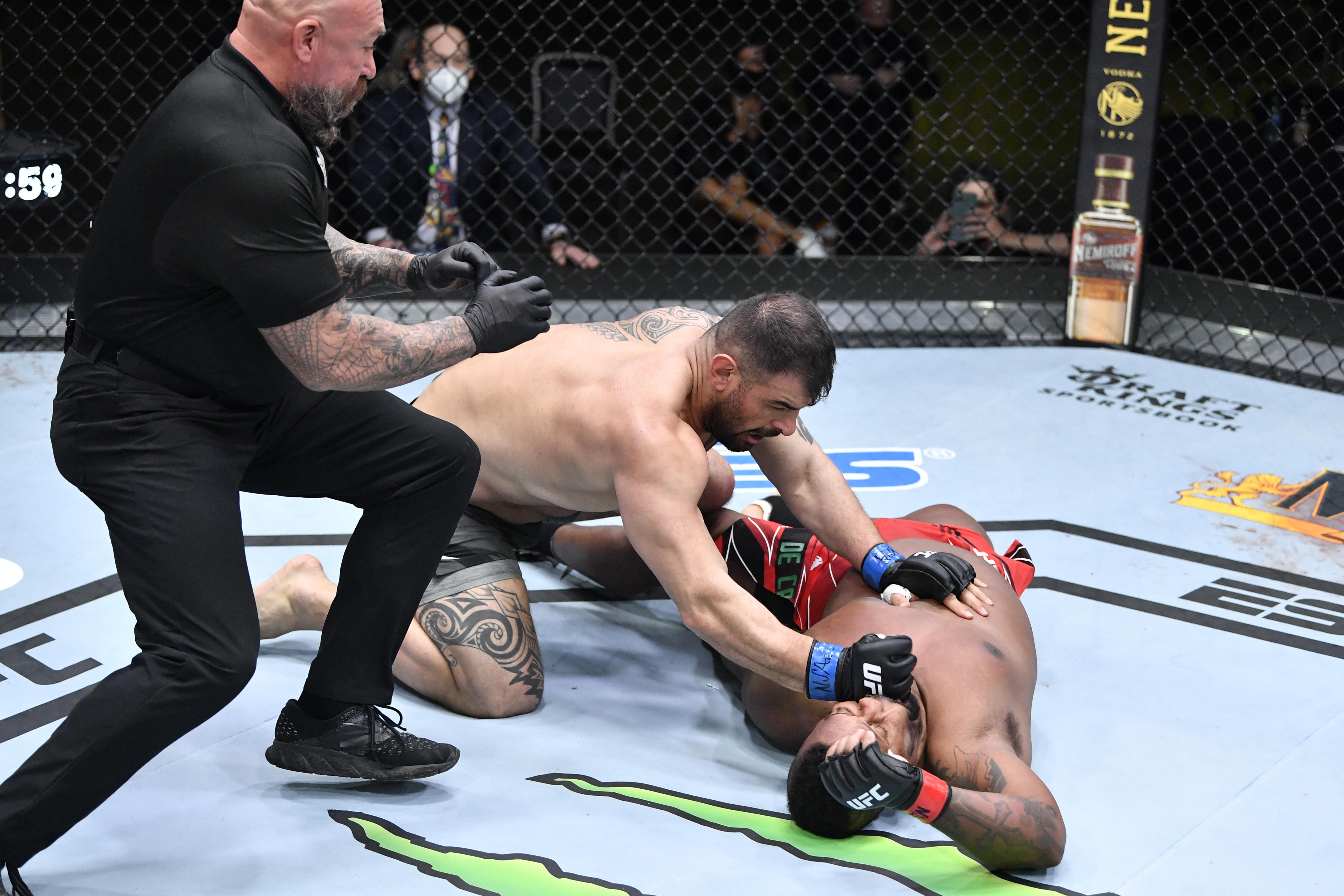 终极格斗之夜:De Castro vs Danho