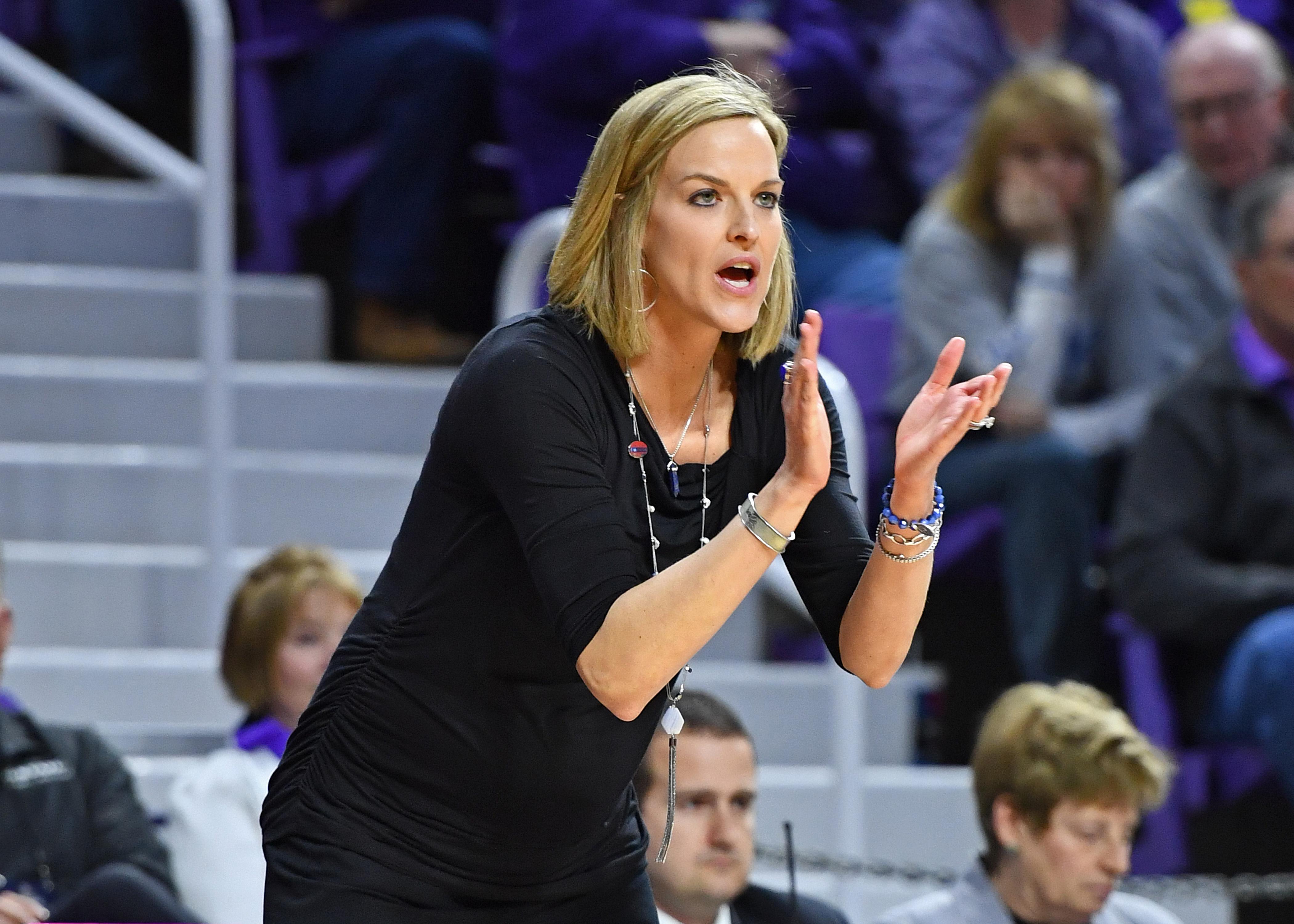 NCAA Women's Basketball Tournament - First Round - Manhattan