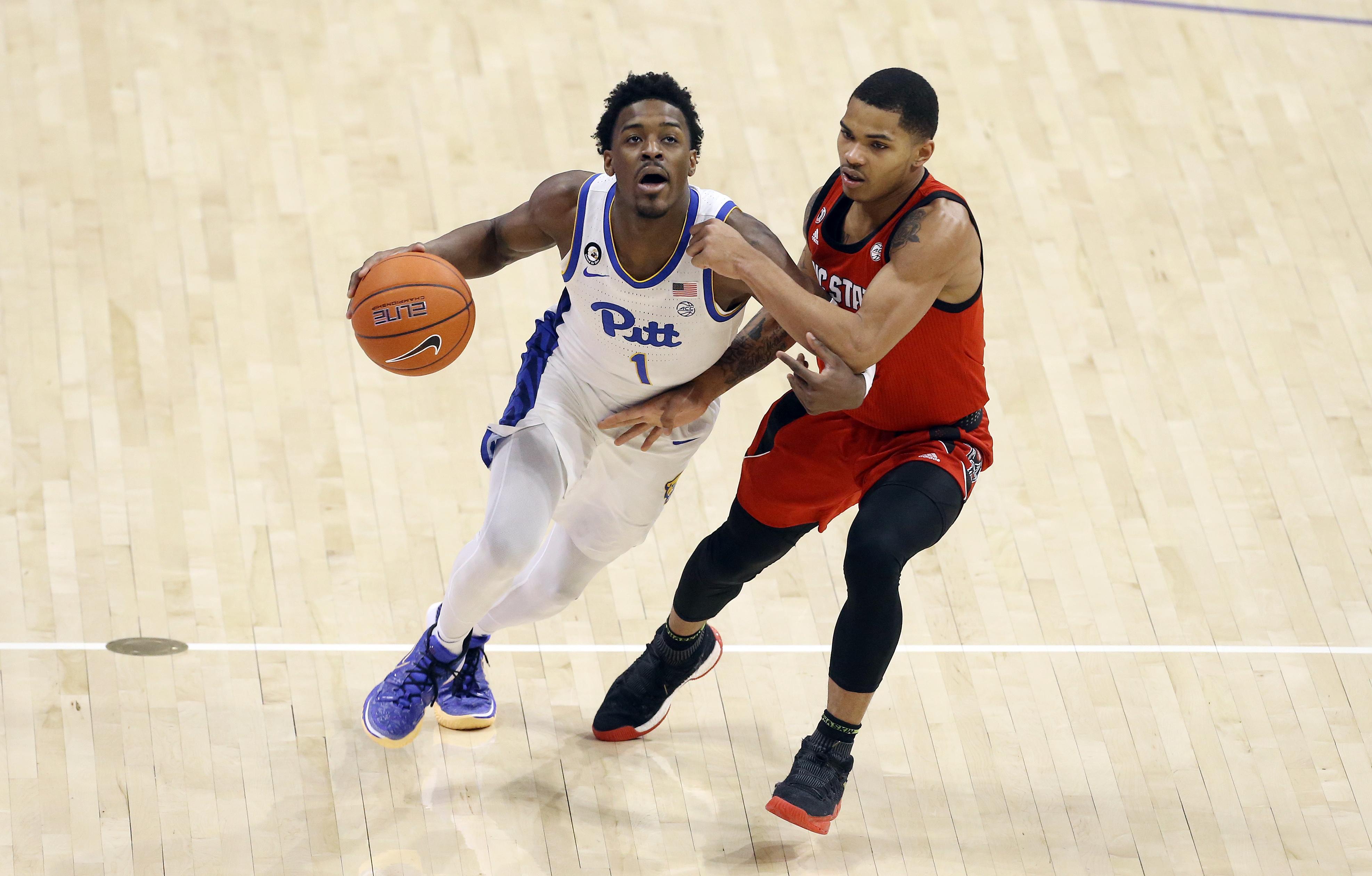 NCAA Basketball: N.C. State at Pittsburgh