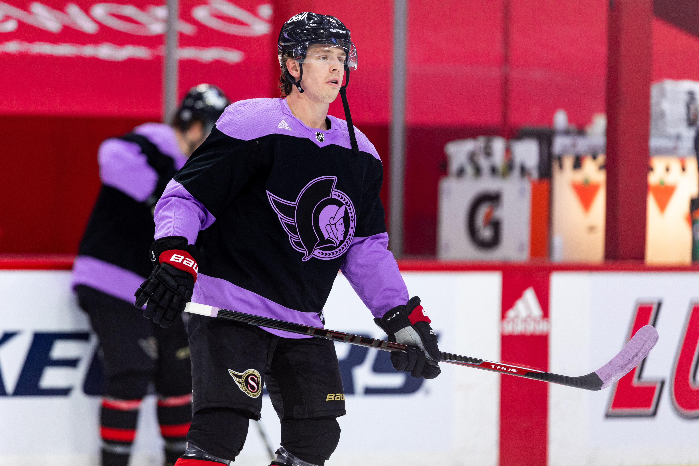 NHL: APR 08 Oilers at Senators
