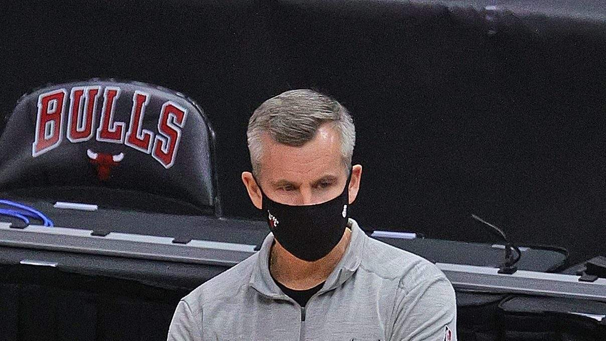 """To me, you'll always shrink back to the level of your habits, and I think that's the biggest thing for me right now,"" Bulls coach Billy Donovan said. ""We don't have the habits we need to have, but it's not necessarily a lot of these guys' fault. I don't blame them at all."""