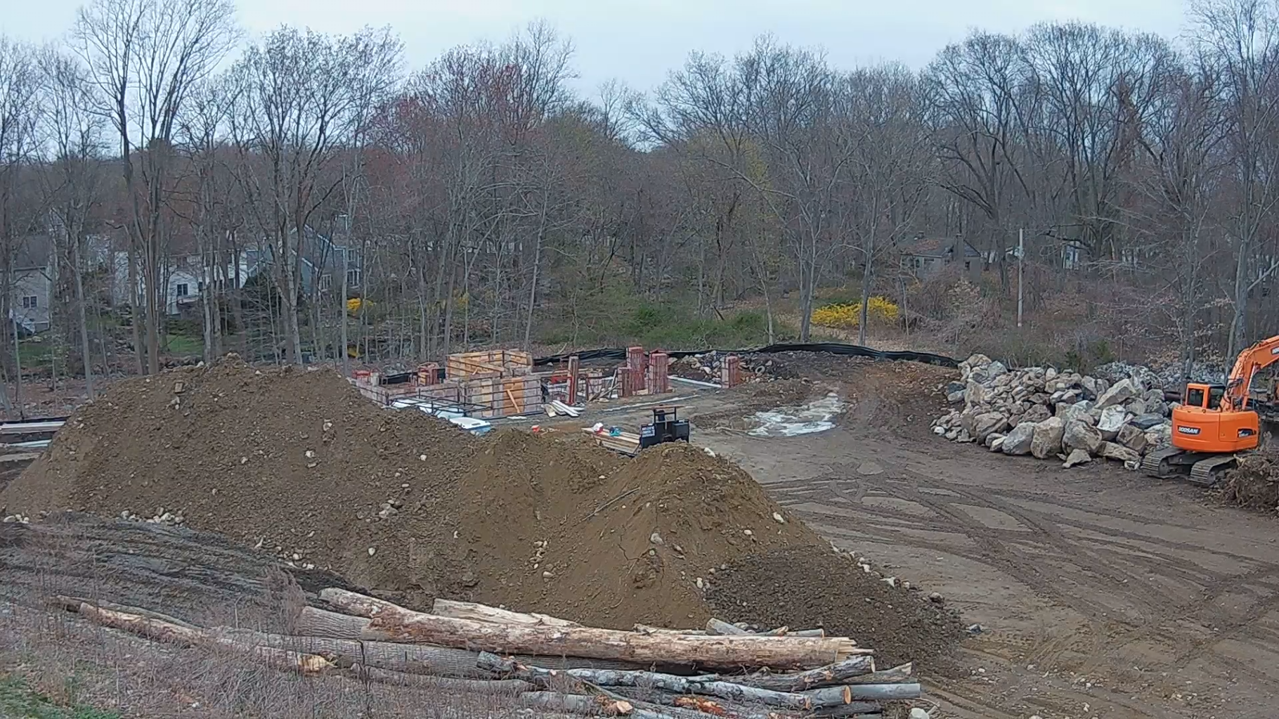 Exterior view of the 2021 Idea House in Norwalk, CT.