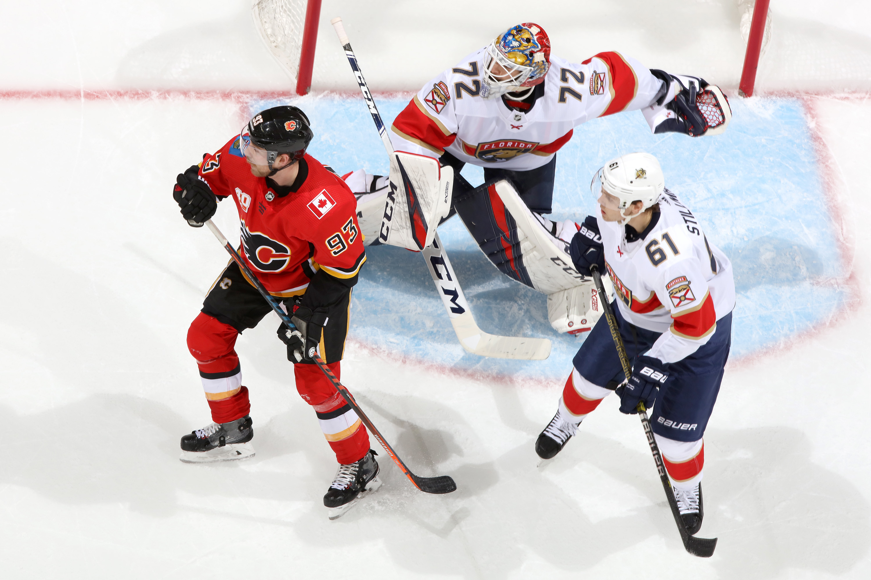 Florida Panthers v Calgary Flames