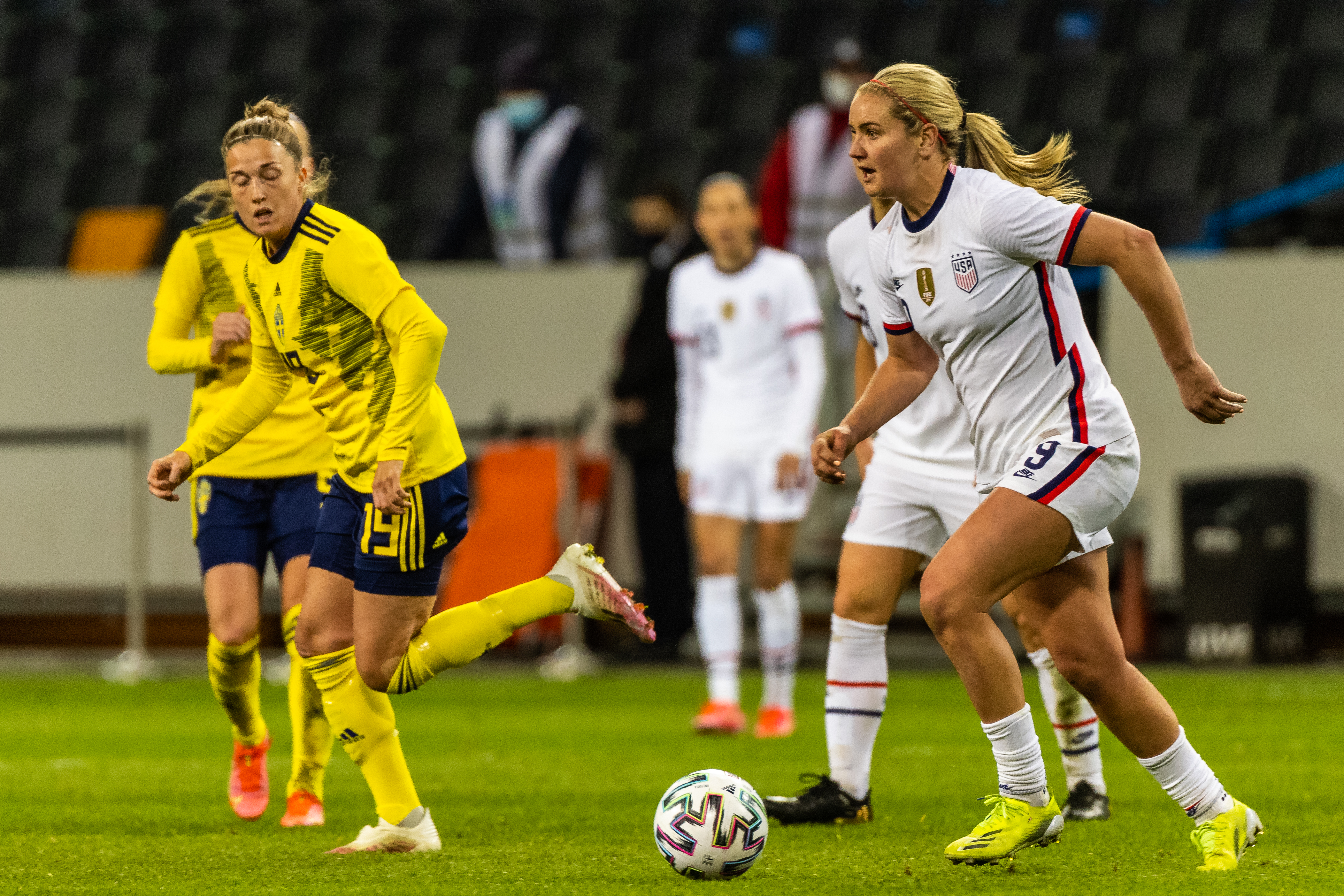 Sweden - USA - Women's International Friendly