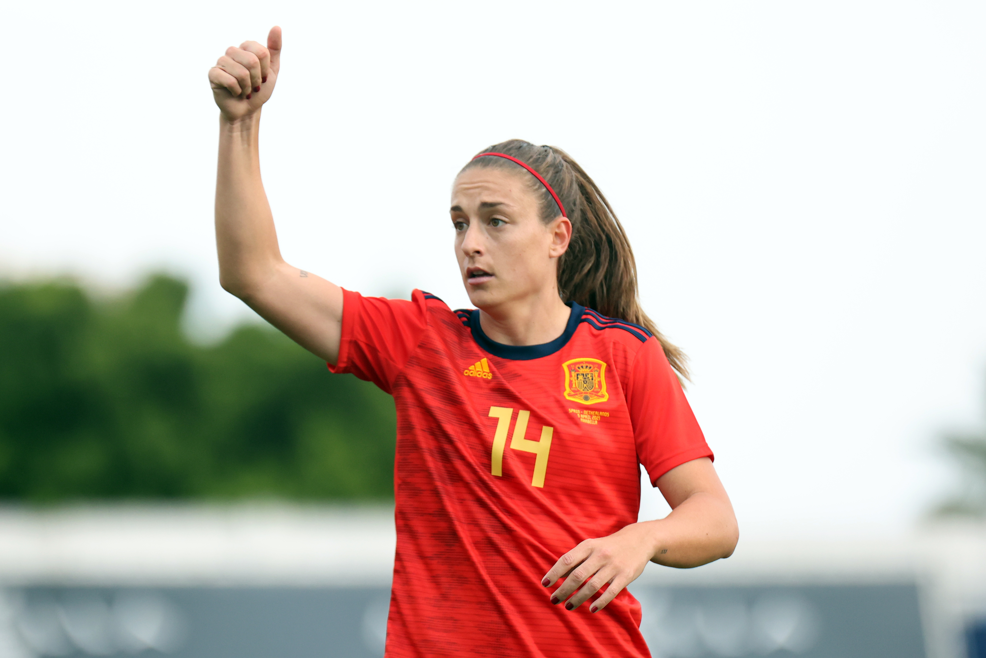 Spain V Netherlands - Women's International Friendly