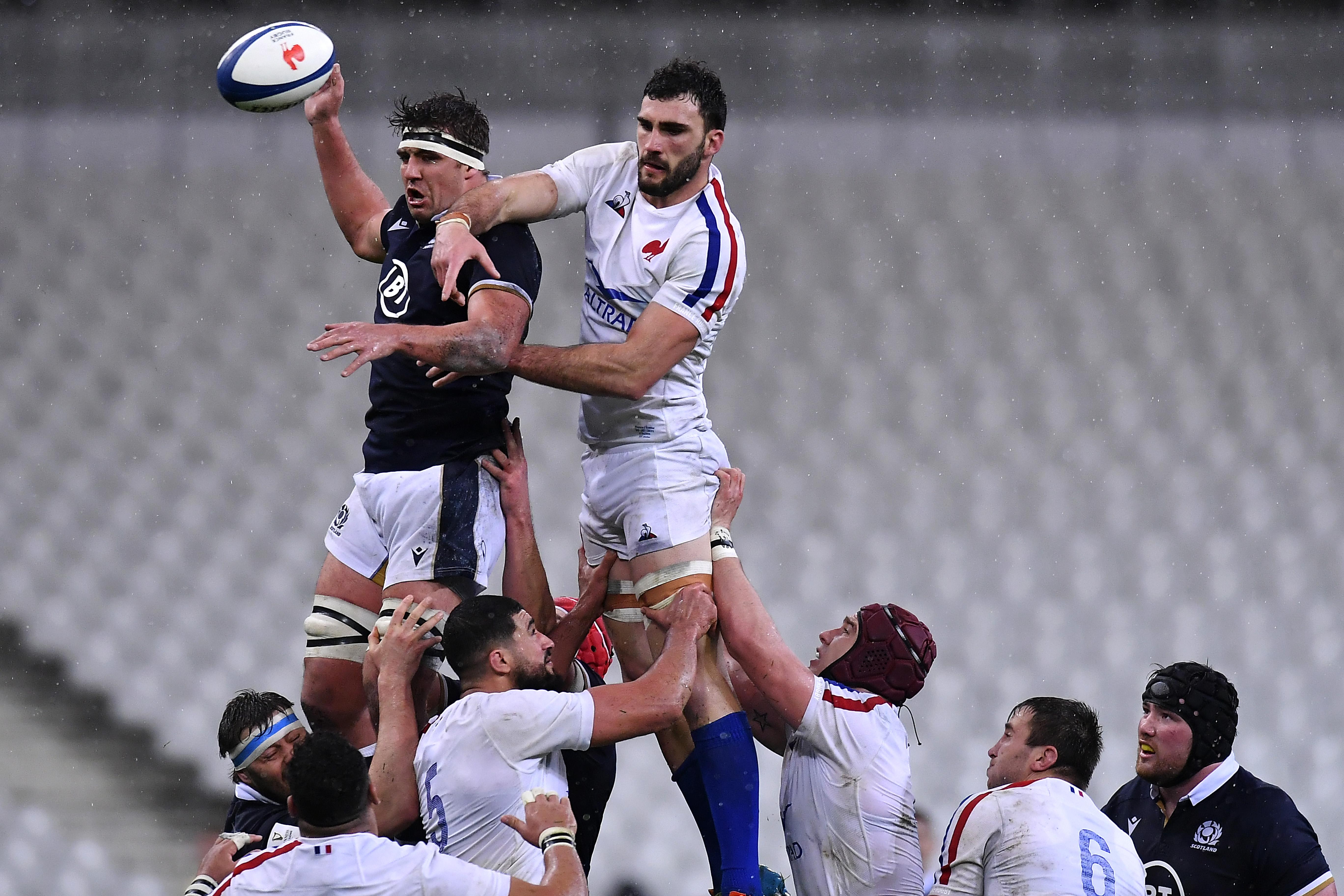 France v Scotland - Guinness Six Nations