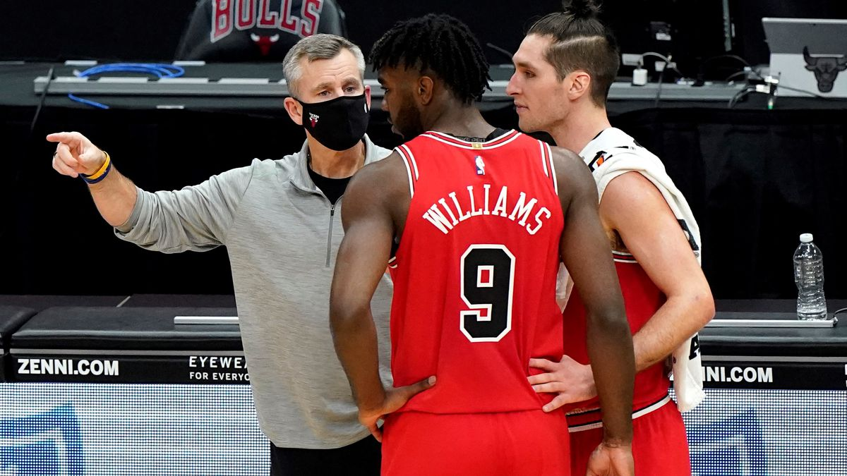 "The Bulls' Pat Williams says he has not hit the ""rookie wall."""