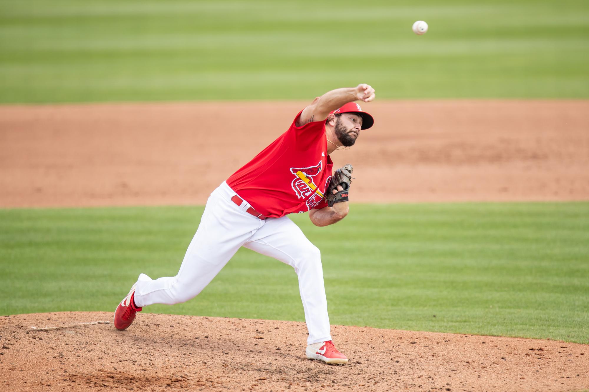 MLB:圣路易斯红雀州华盛顿国民