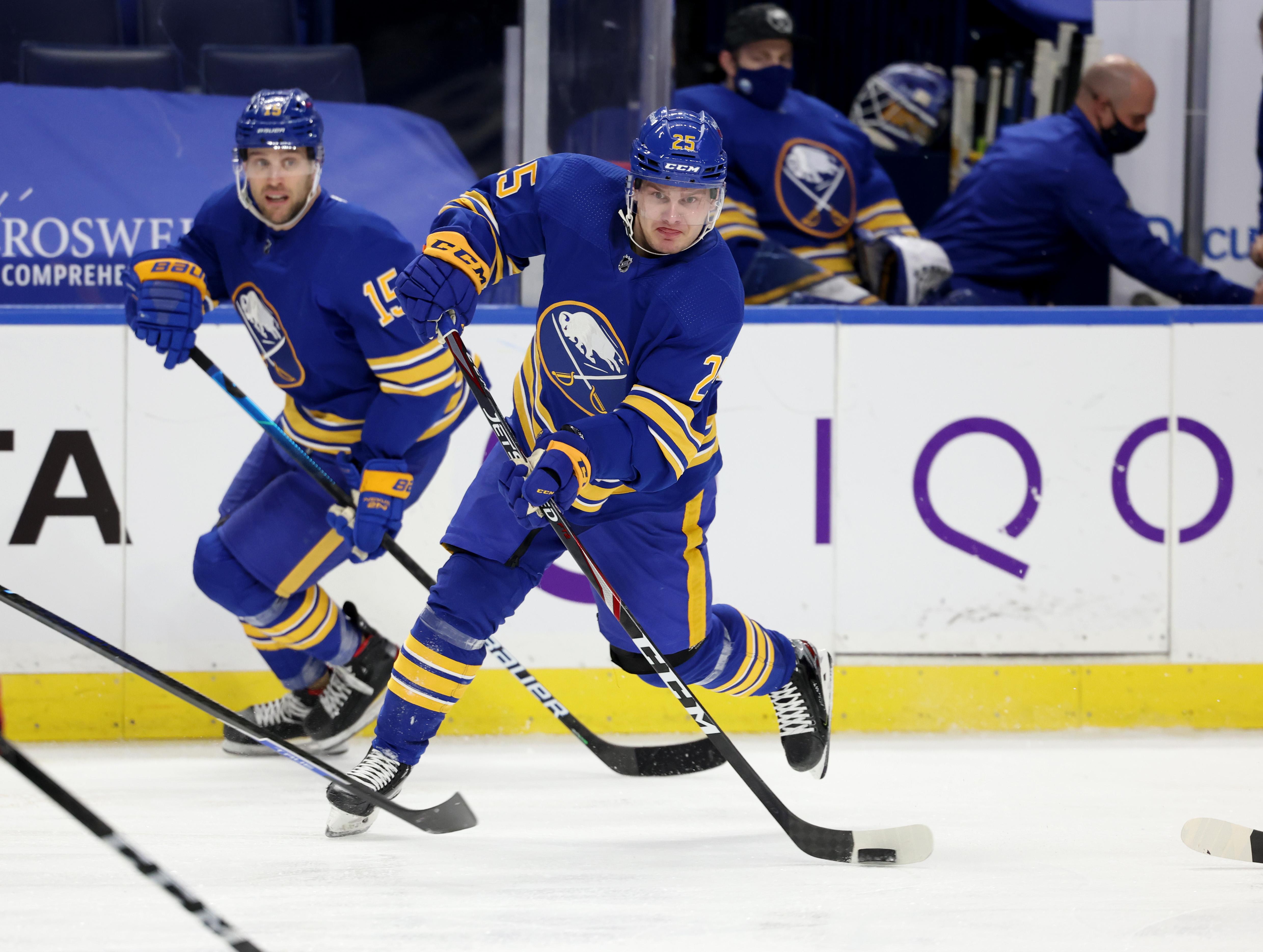 NHL: Washington Capitals at Buffalo Sabres