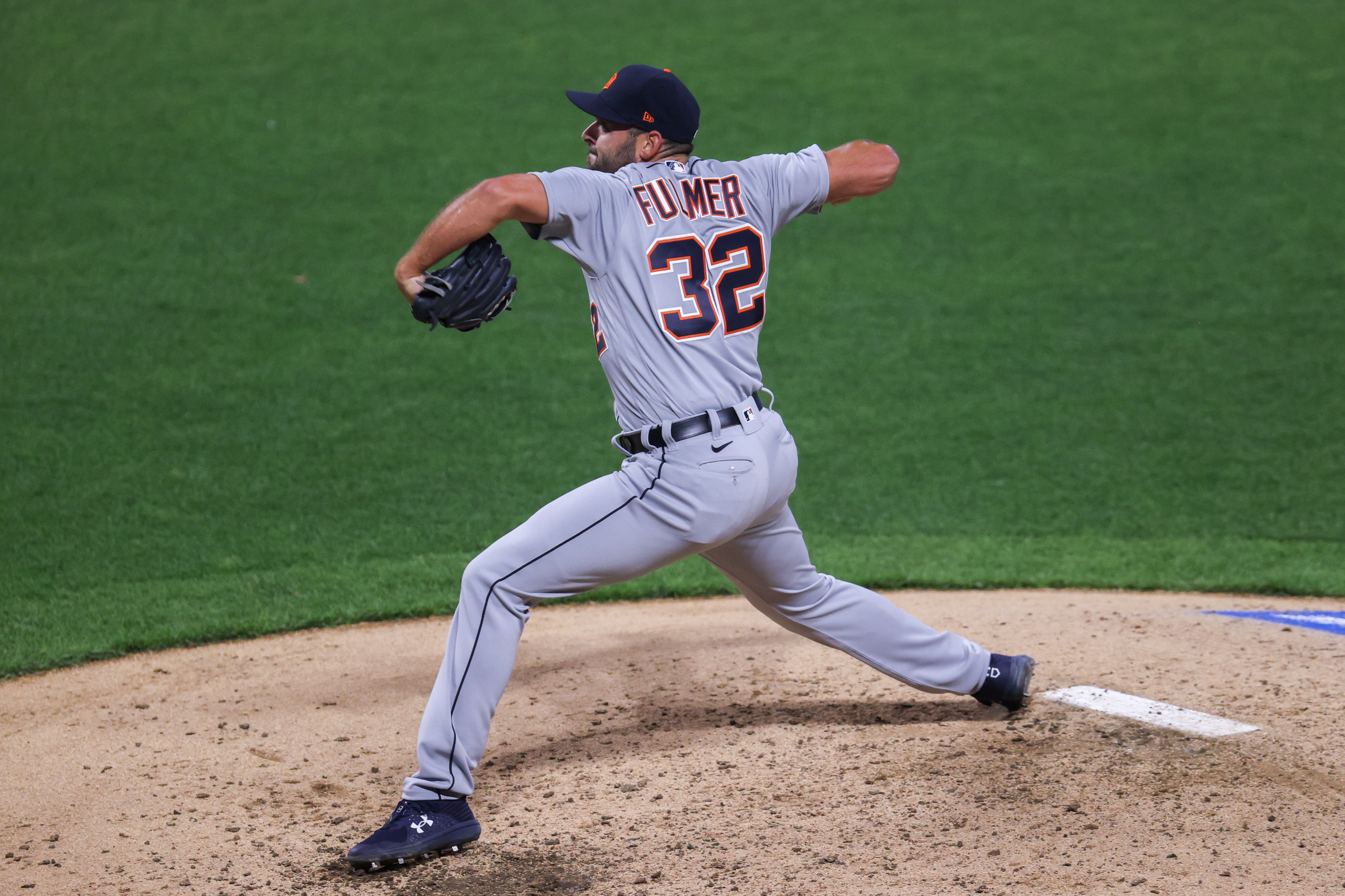 MLB: APR 09 Tigers at Indians