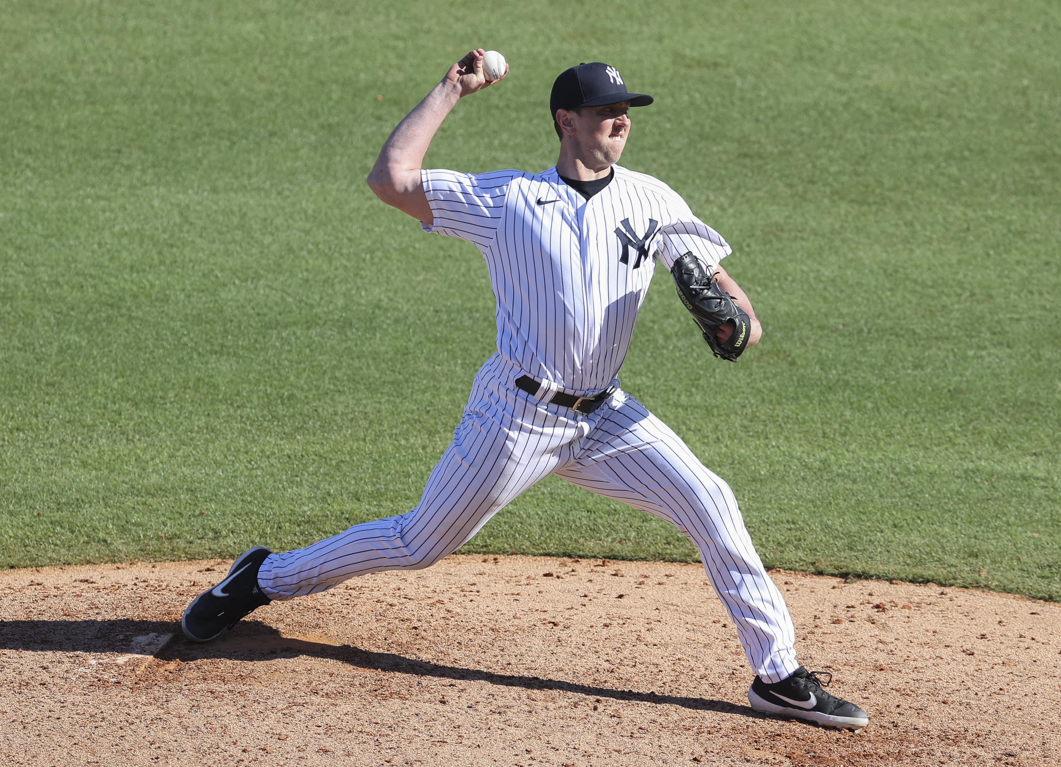 MLB: MAR 07 Spring Training - Phillies at Yankees