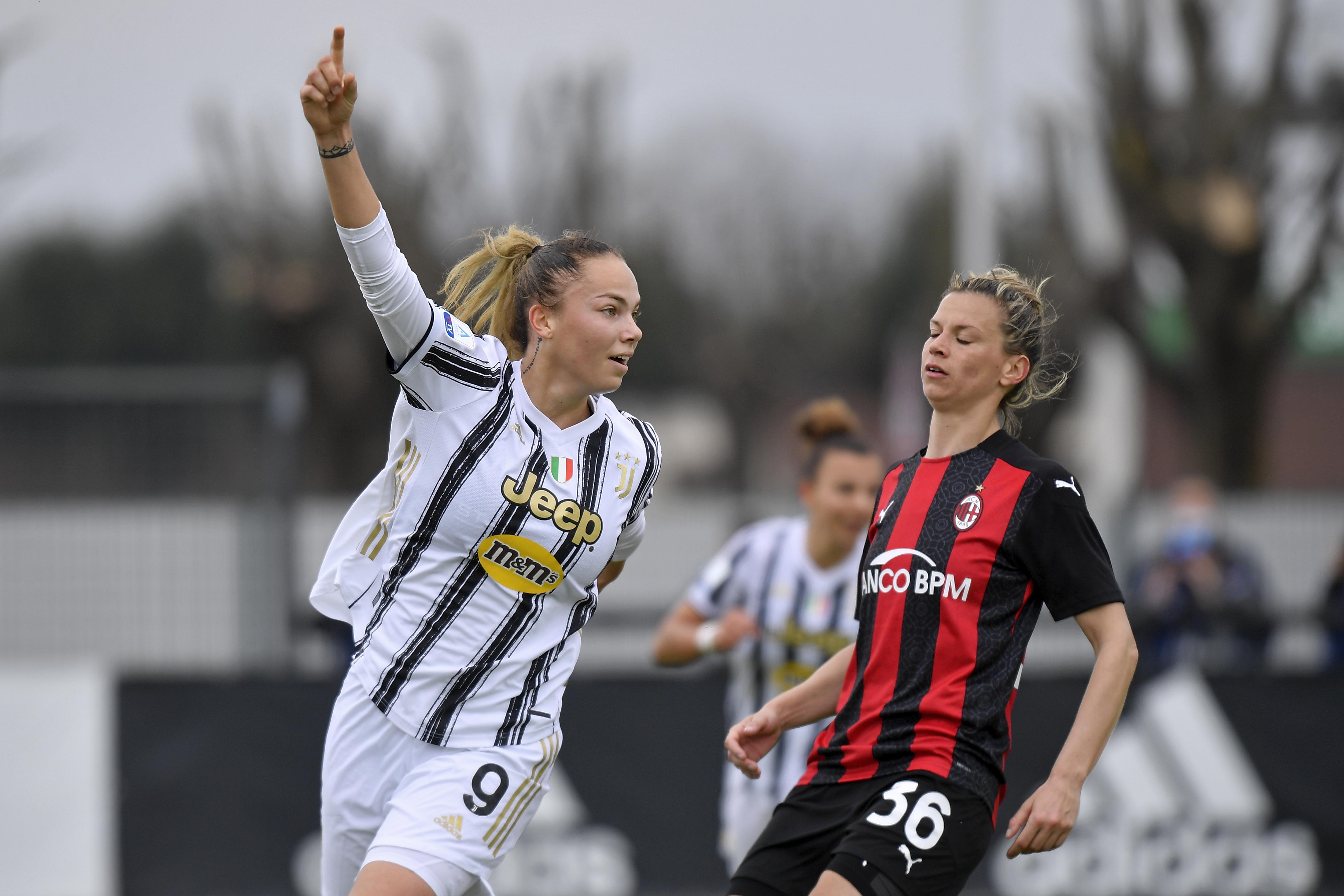 Juventus v AC Milan - Women Serie A