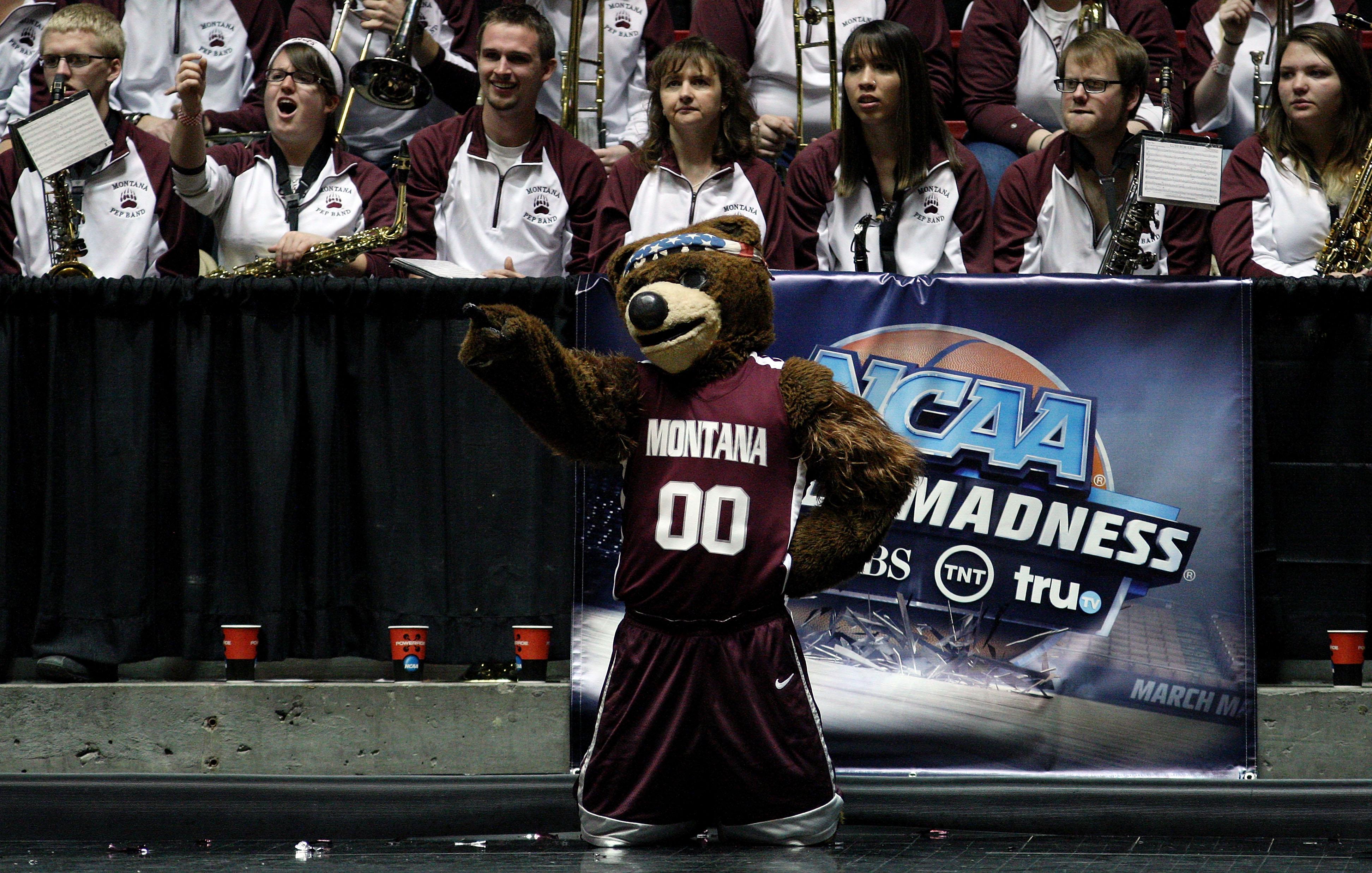 NCAA Basketball Tournament - Montana v Wisconsin