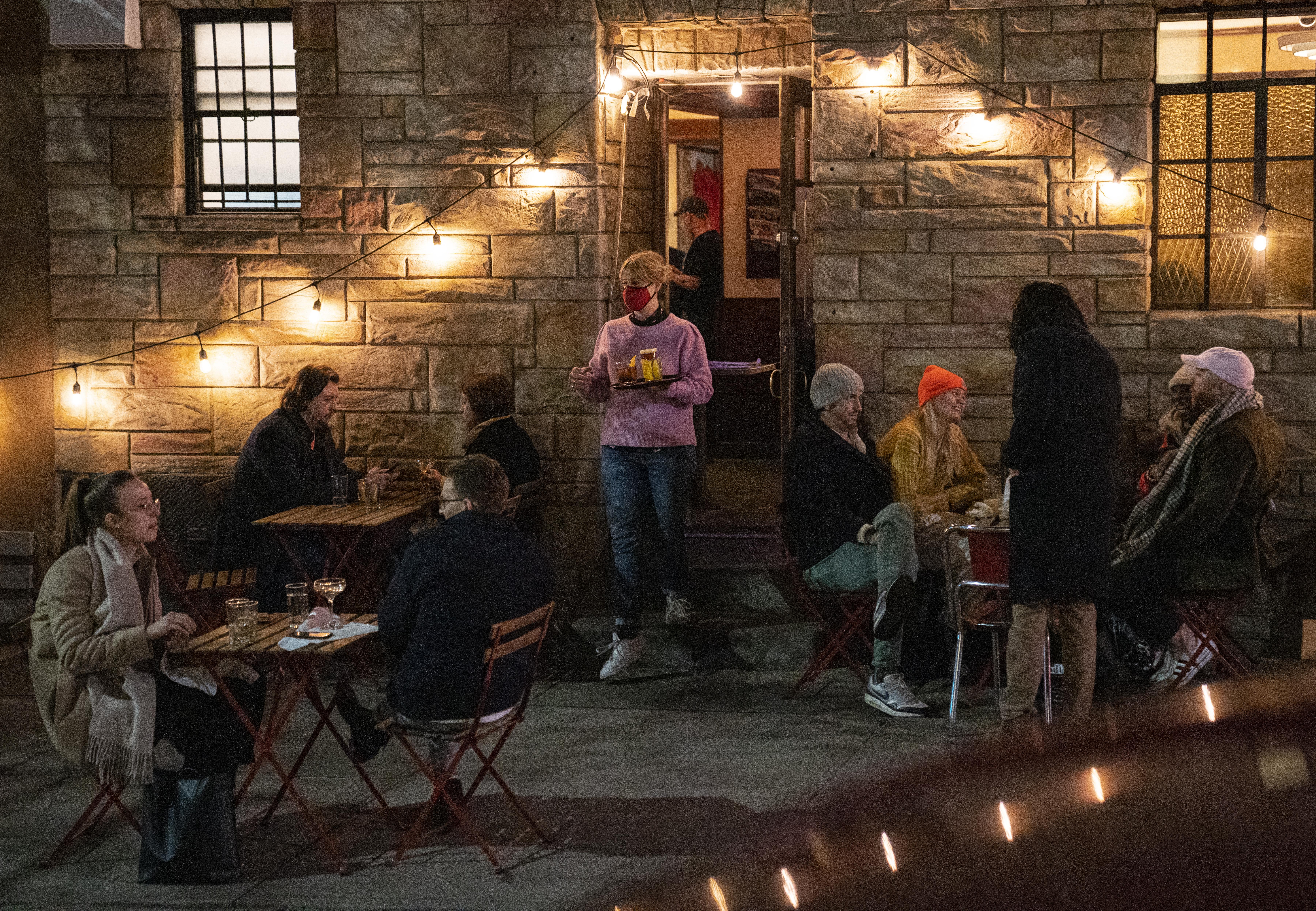 Long Island Bar In Brooklyn