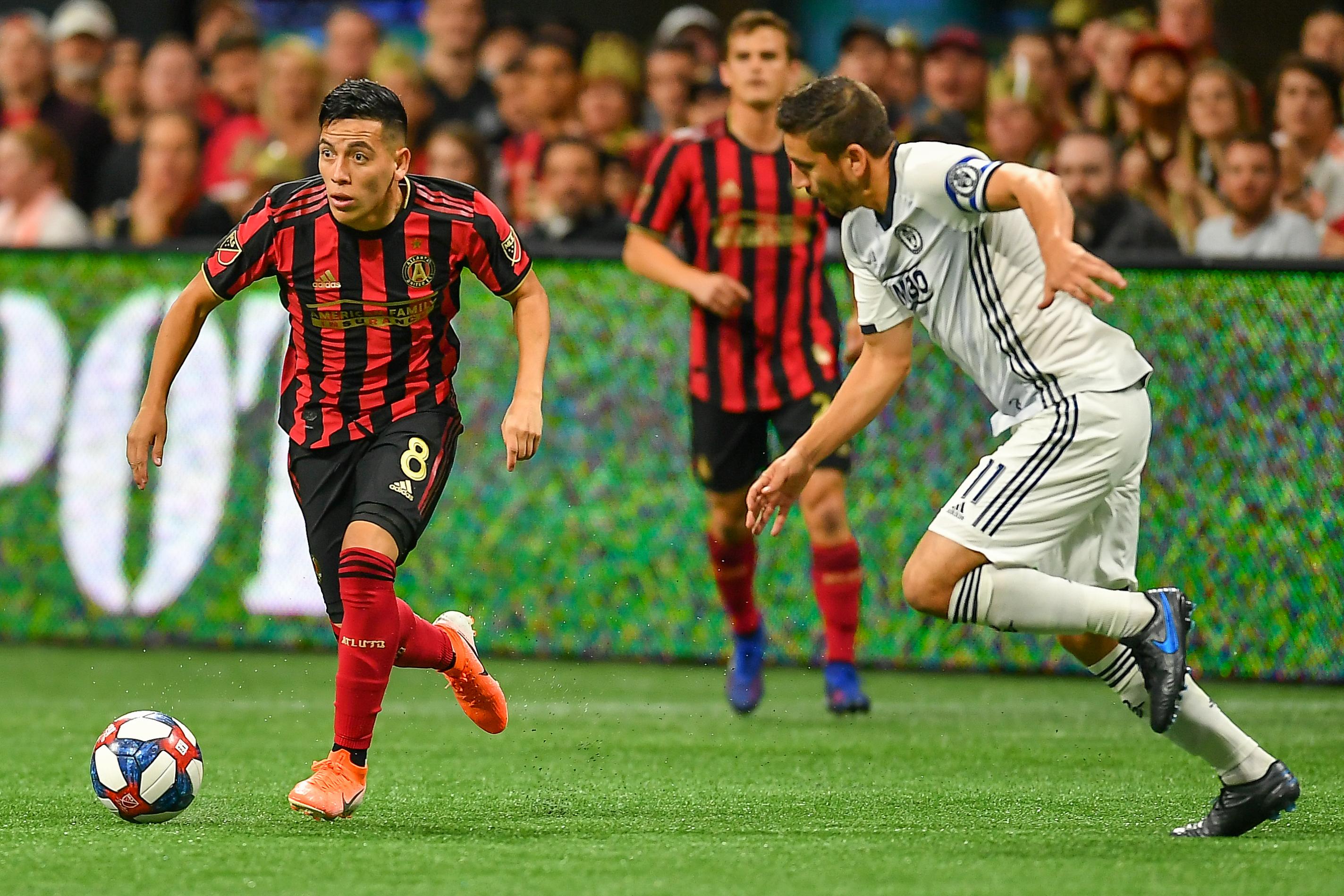 SOCCER: OCT 24 MLS Cup Playoffs - Philadelphia Union at Atlanta United FC