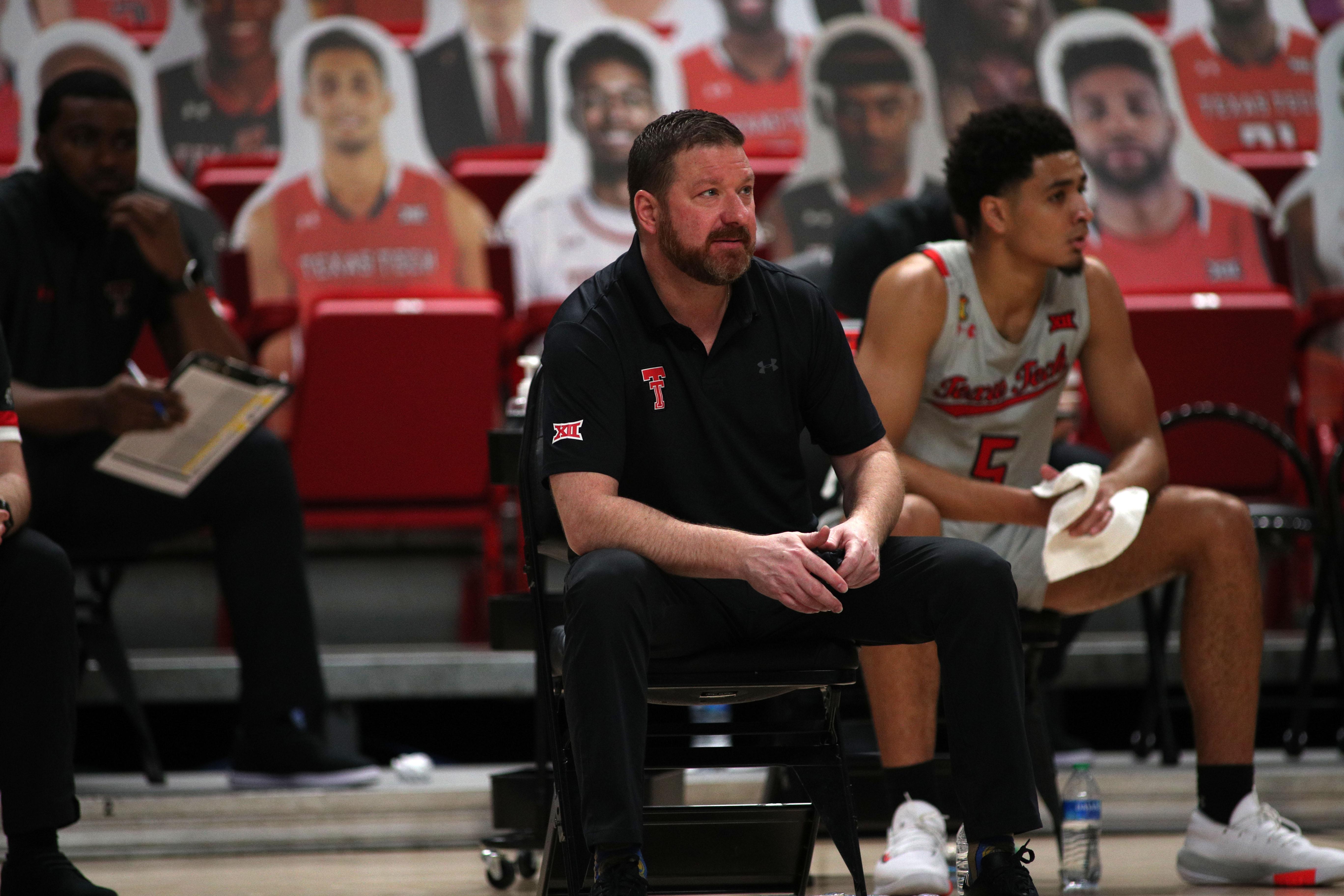 NCAA Basketball: Texas Christian at Texas Tech