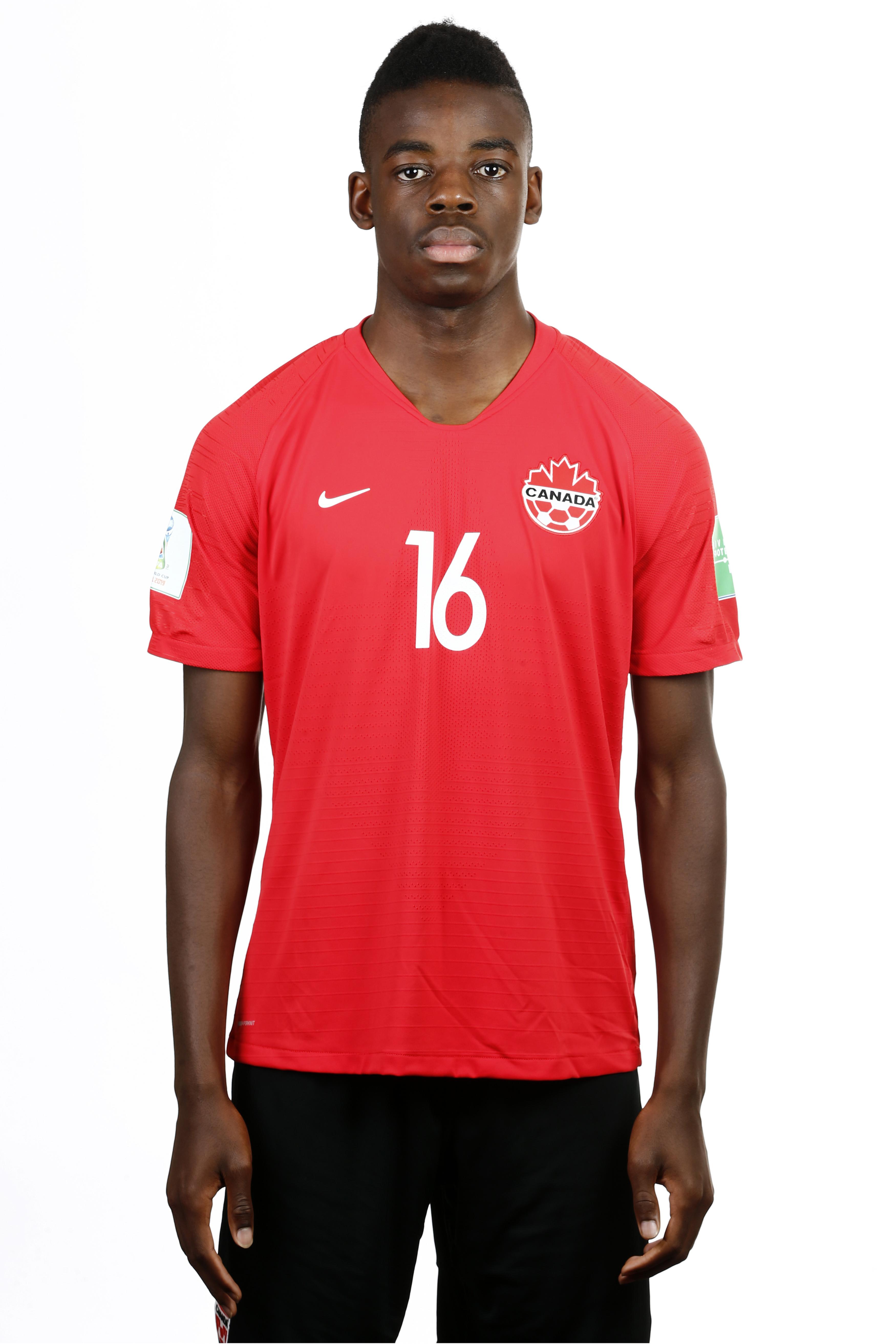 Canada Portraits - FIFA U-17 World Cup Brazil 2019