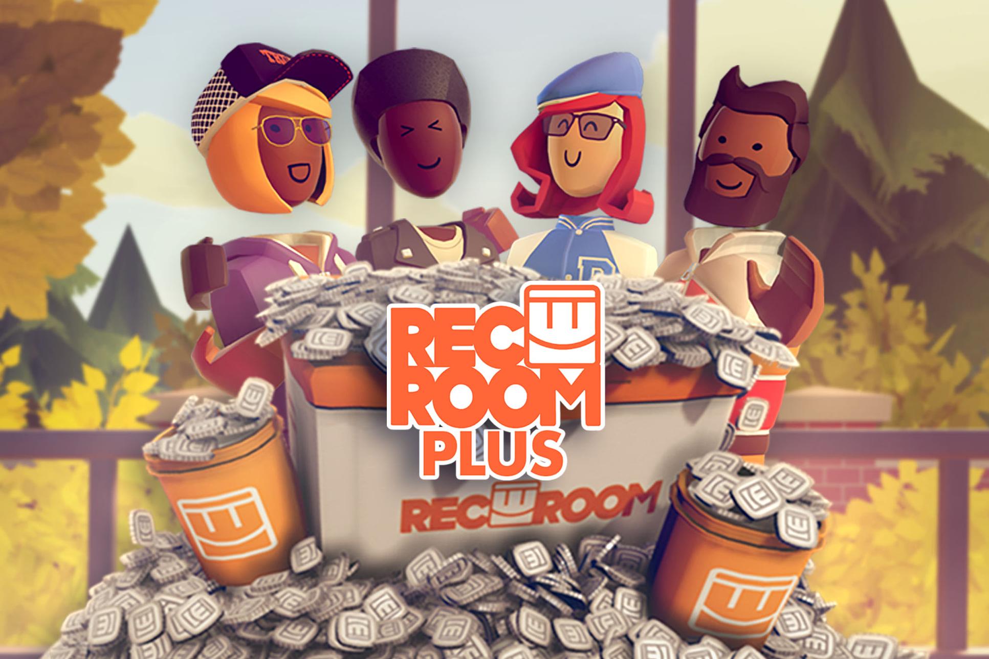 Rec Room Plus