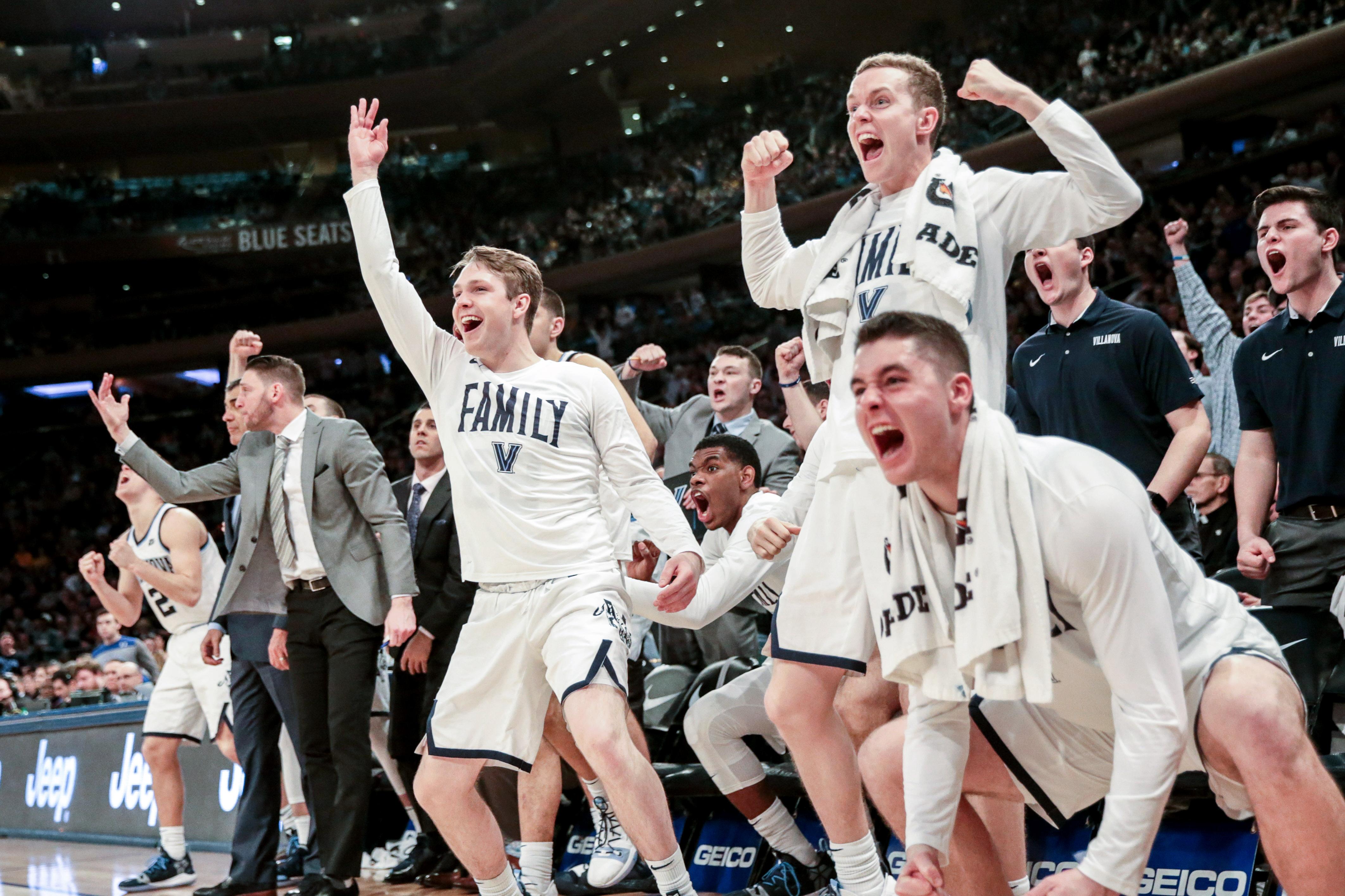 NCAA Basketball: Big East Tournament-Villanova vs Xavier