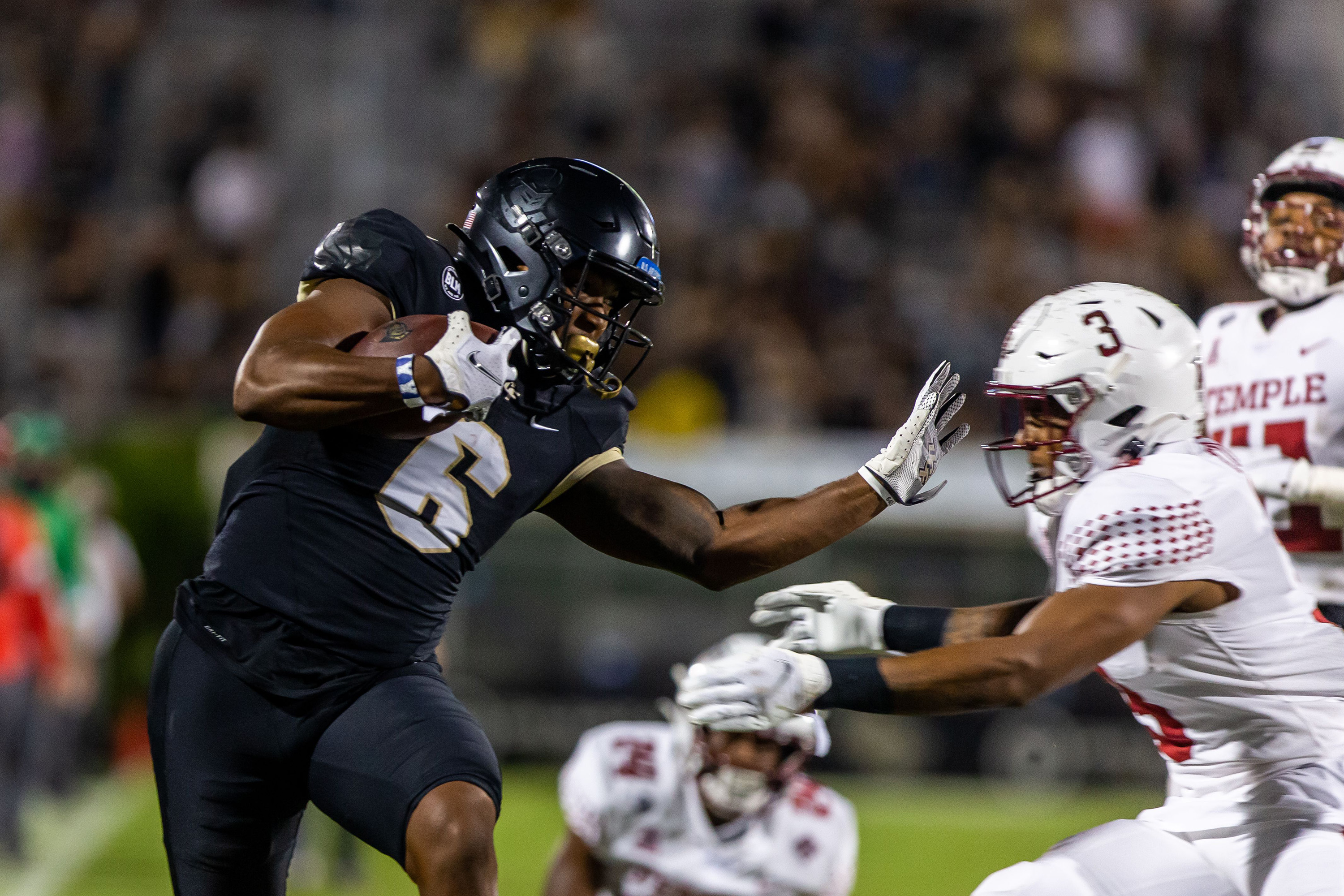 UCF receiver Marlon Williams opts out of rest of 2020 season, declares for NFL draft