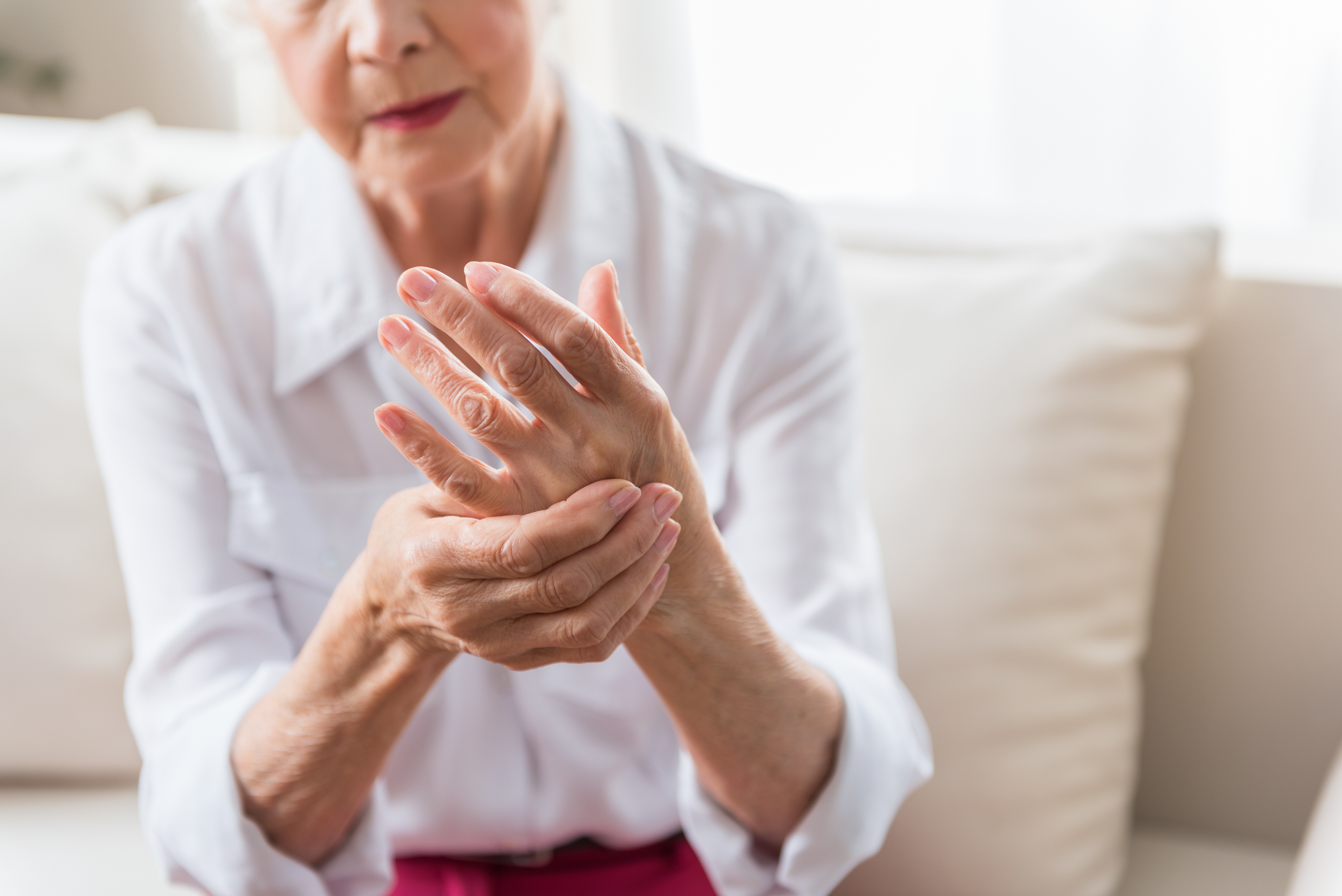 Arthritis can affect anyone. It's estimated that up to one-fourth of Americans have some type of arthritis. It's one of the leading causes of disability in the United States.