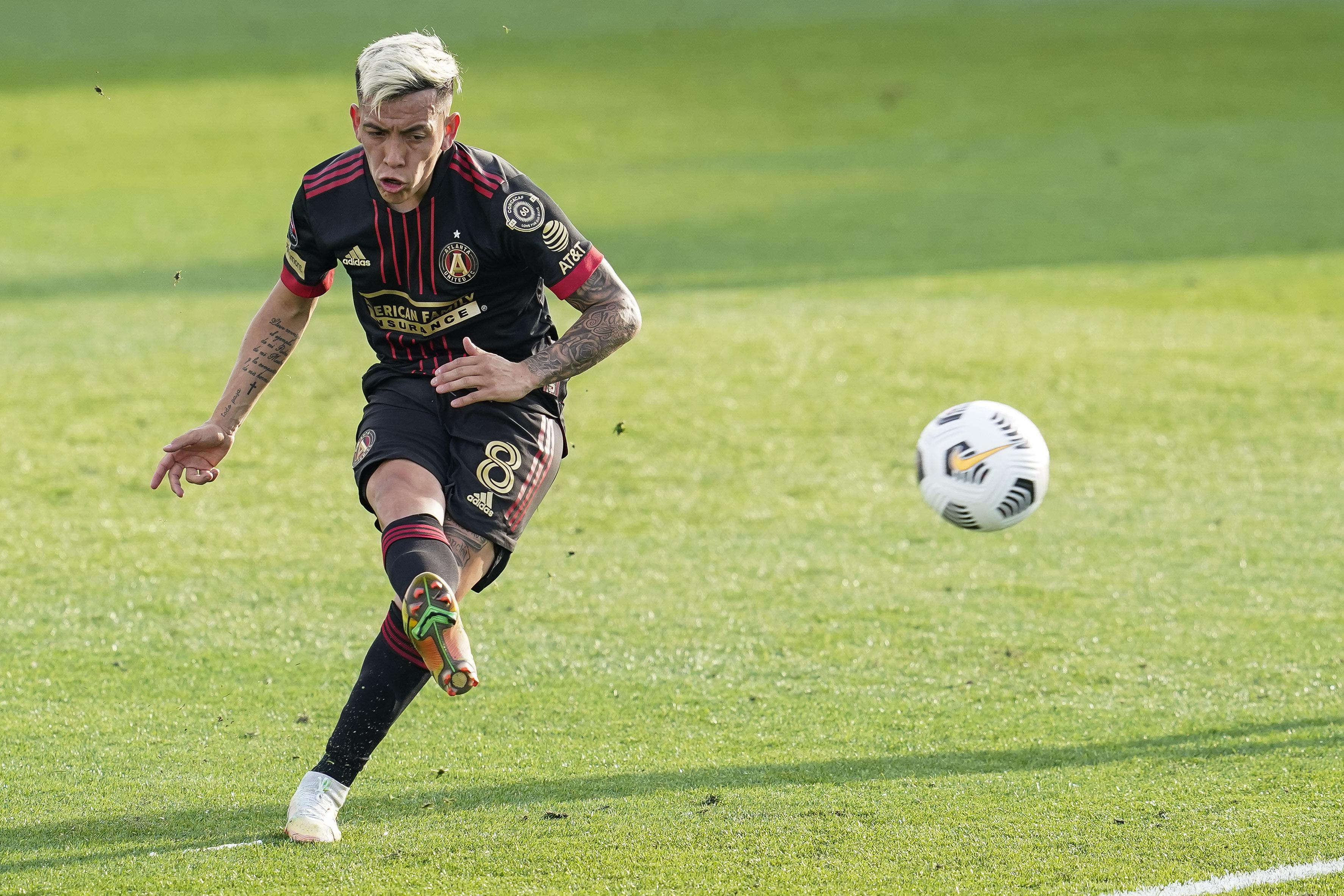 MLS: Concacaf Champions League-Alajuelense at Atlanta United FC