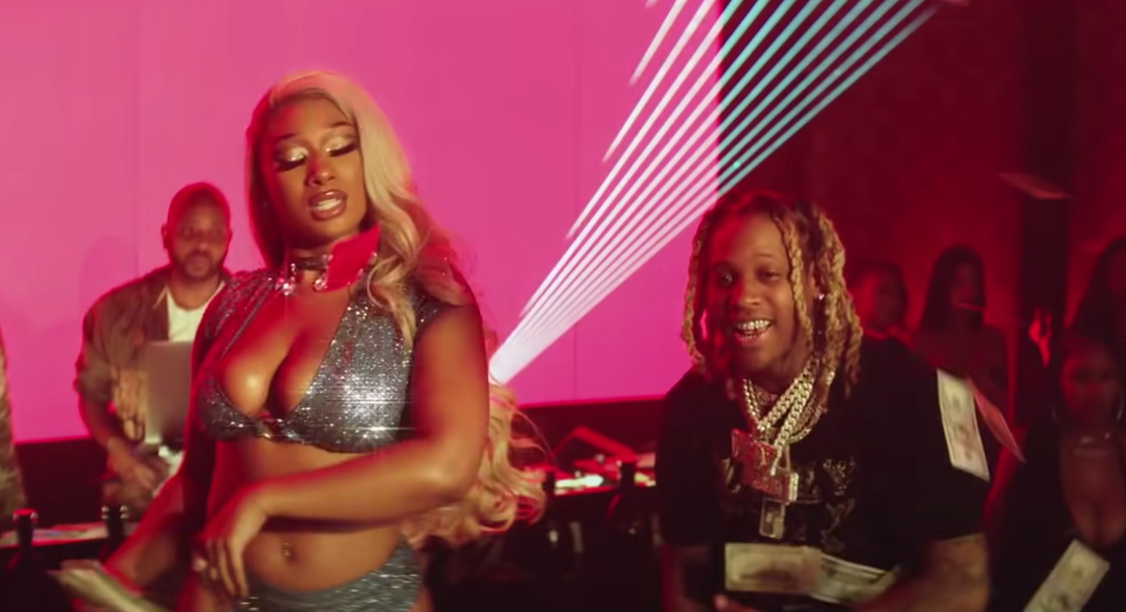 Megan Thee Stallion and Lil Durk